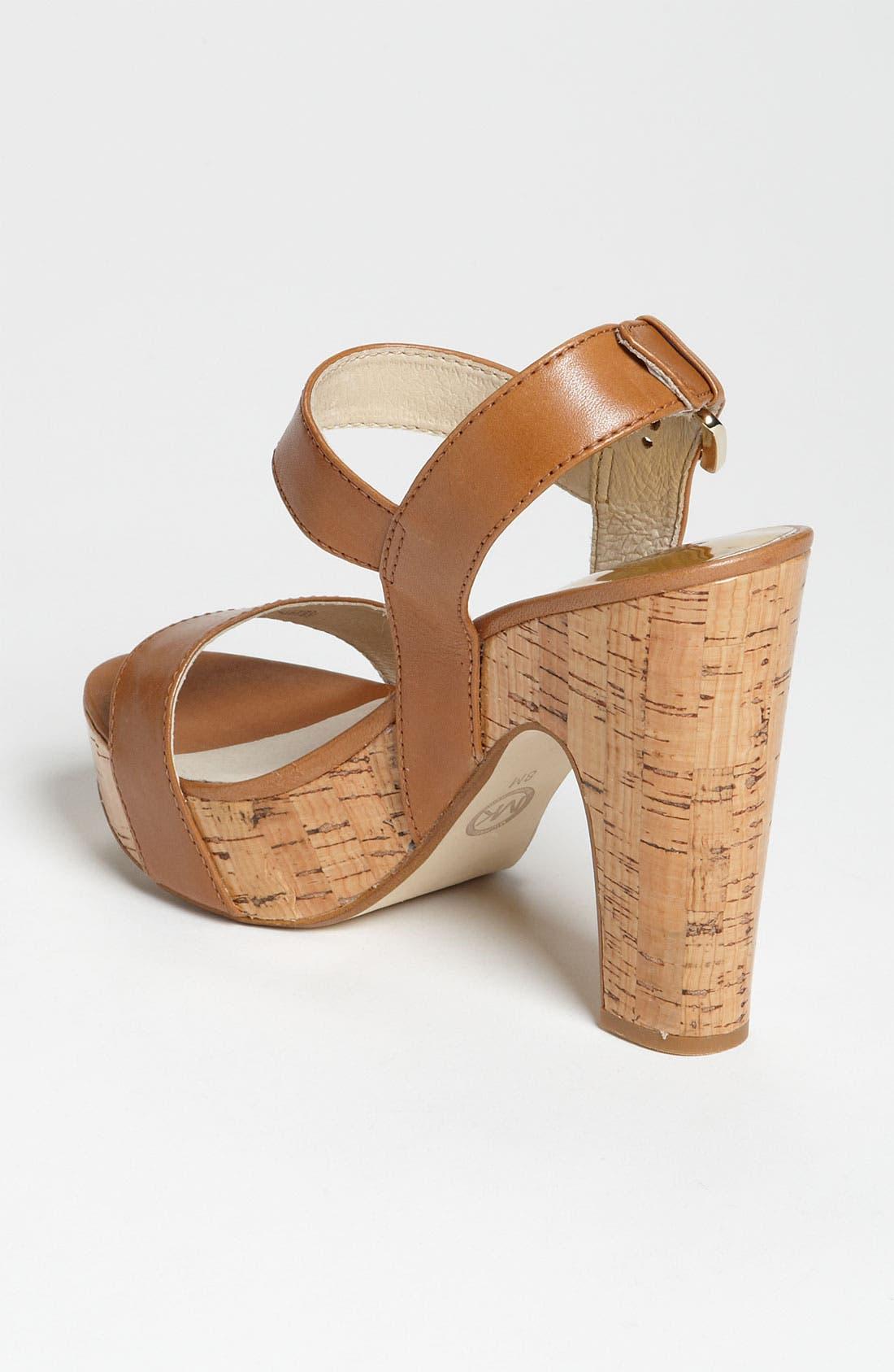 Alternate Image 2  - MICHAEL Michael Kors 'Ivana' Sandal
