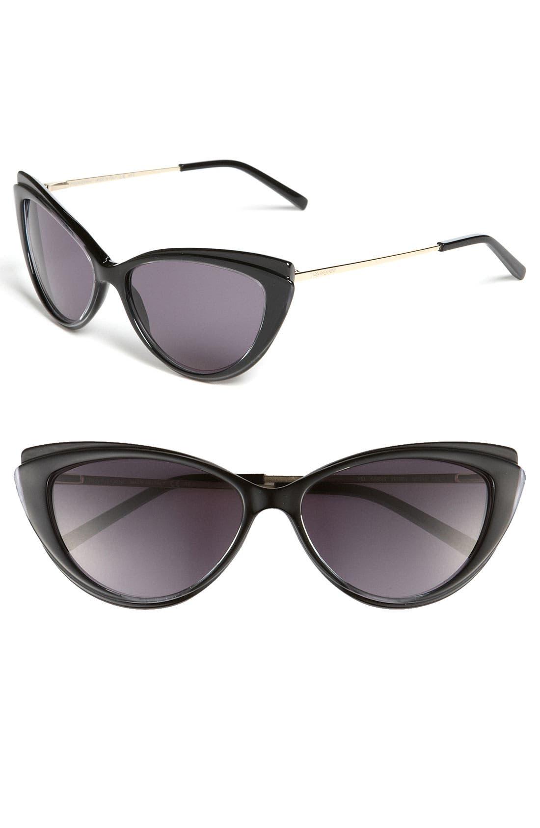 Main Image - Yves Saint Laurent Cat's Eye Sunglasses