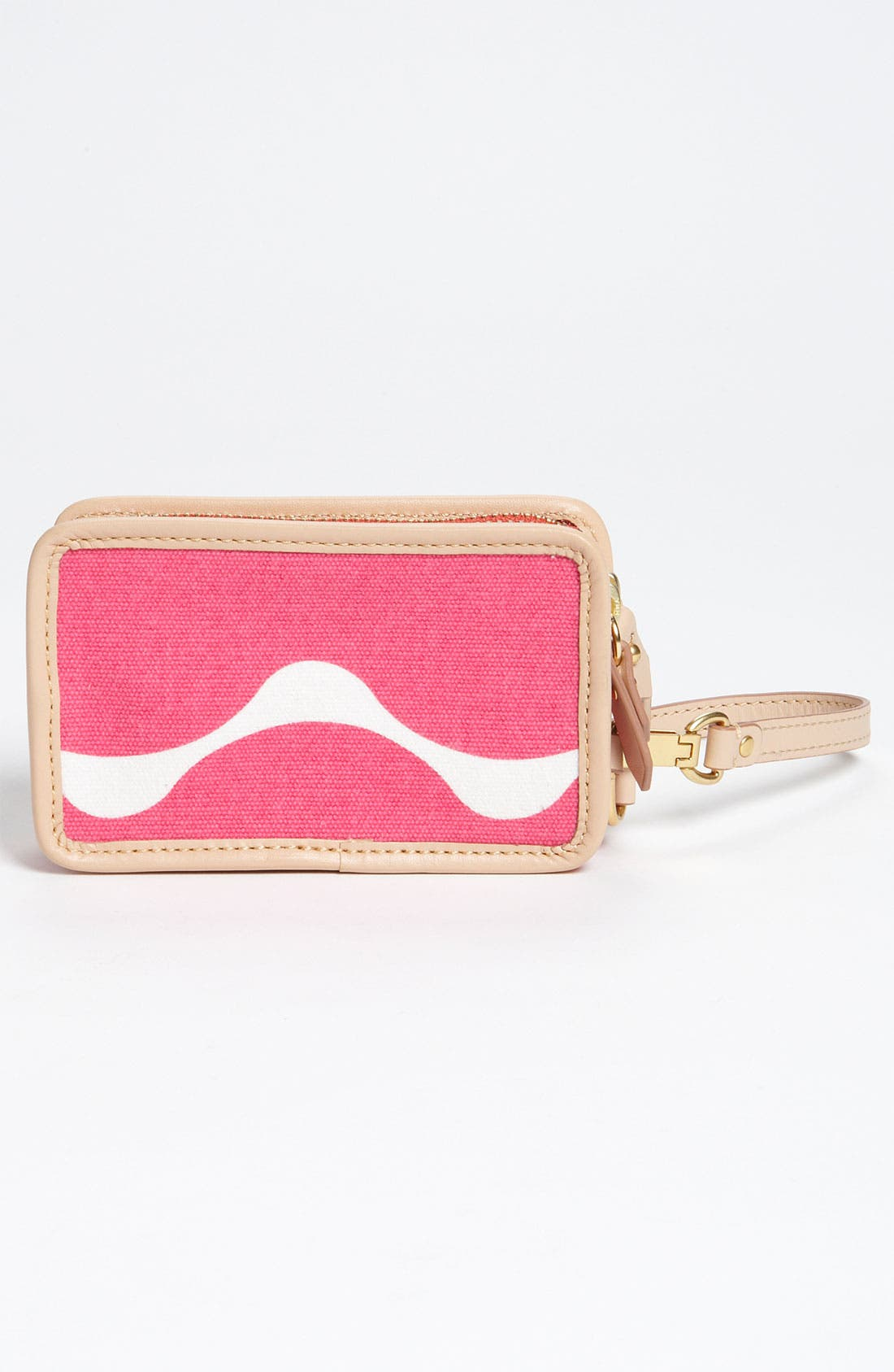 Alternate Image 4  - Juicy Couture 'Crazy for Couture' Canvas Phone Wristlet