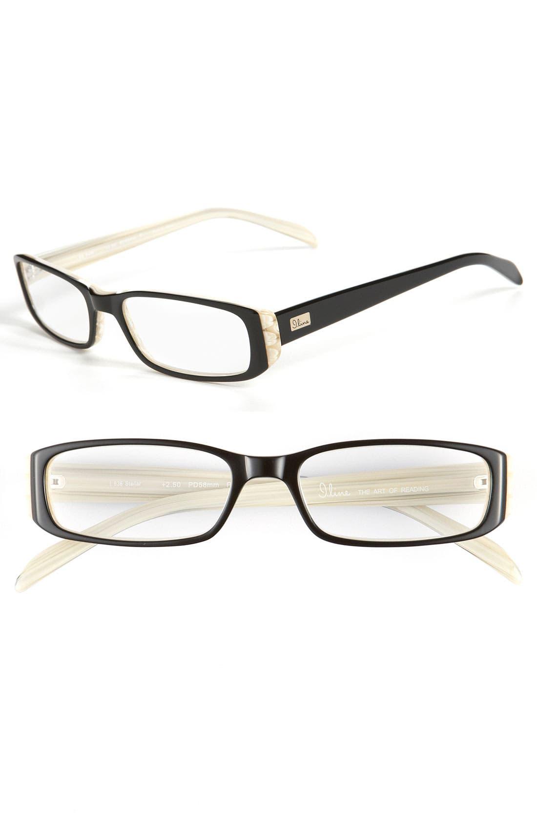 Alternate Image 1 Selected - I Line Eyewear 58mm Reading Glasses