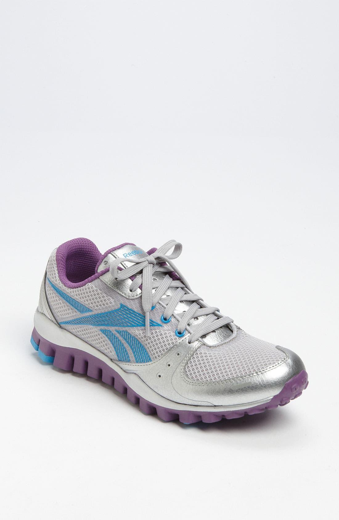 Alternate Image 1 Selected - Reebok 'RealFlex Transition' Training Shoe (Women)