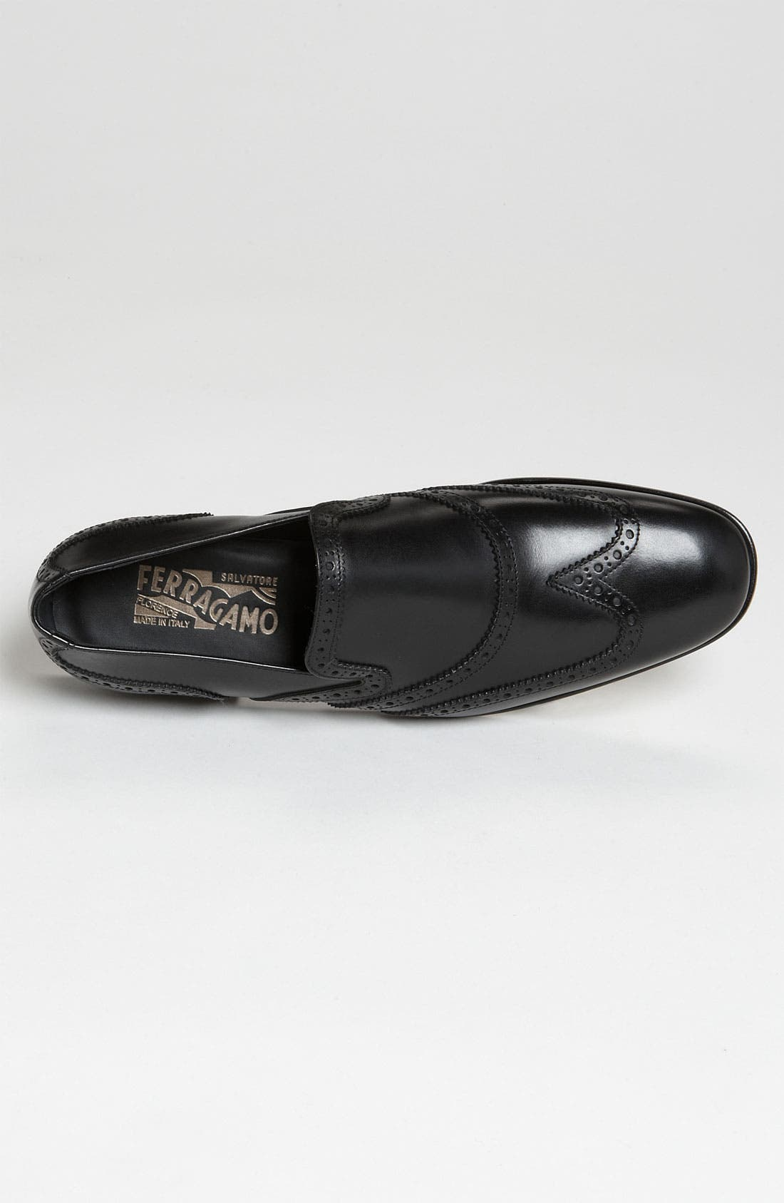 Alternate Image 3  - Salvatore Ferragamo 'Beltramo 2' Loafer