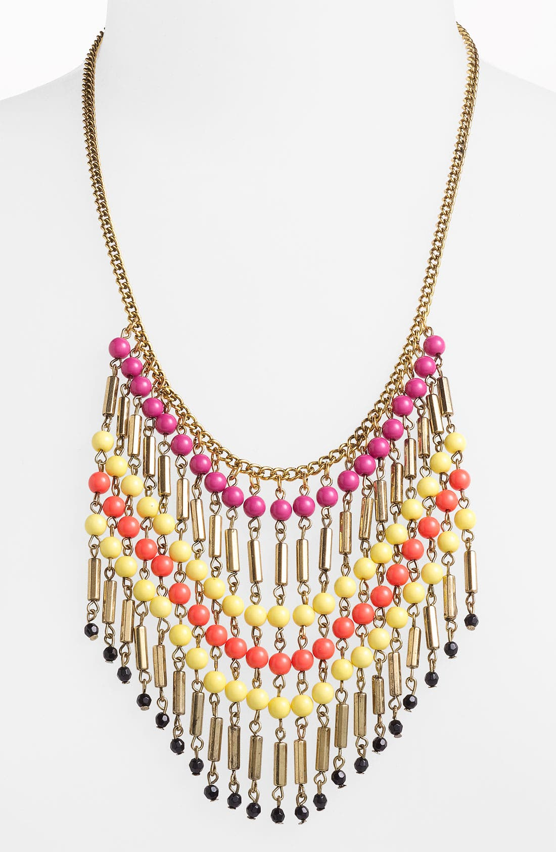 Alternate Image 1 Selected - Stephan & Co. Statement Bib Necklace