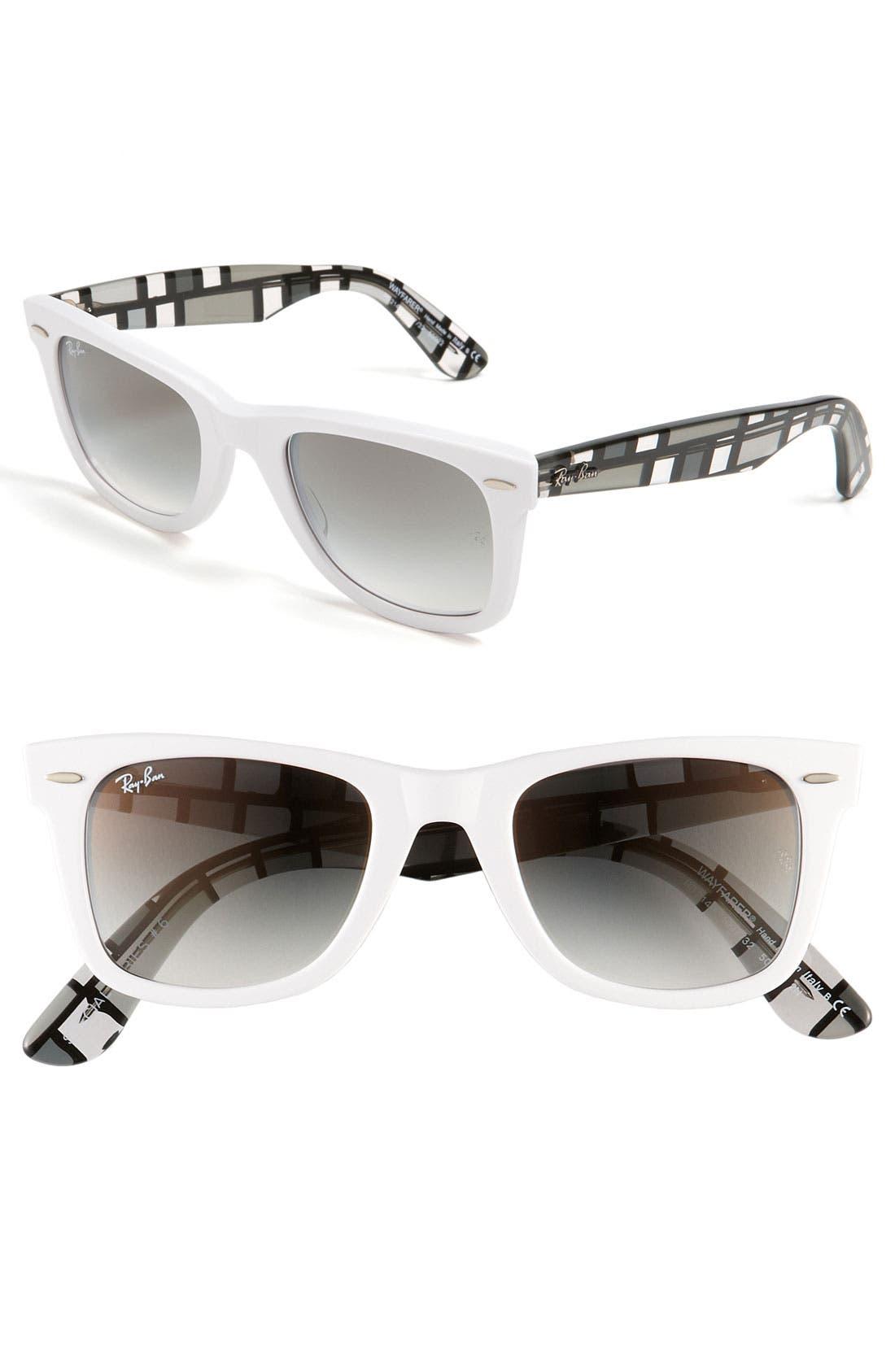 Main Image - Ray-Ban 'Classic Wayfarer' 50mm Sunglasses