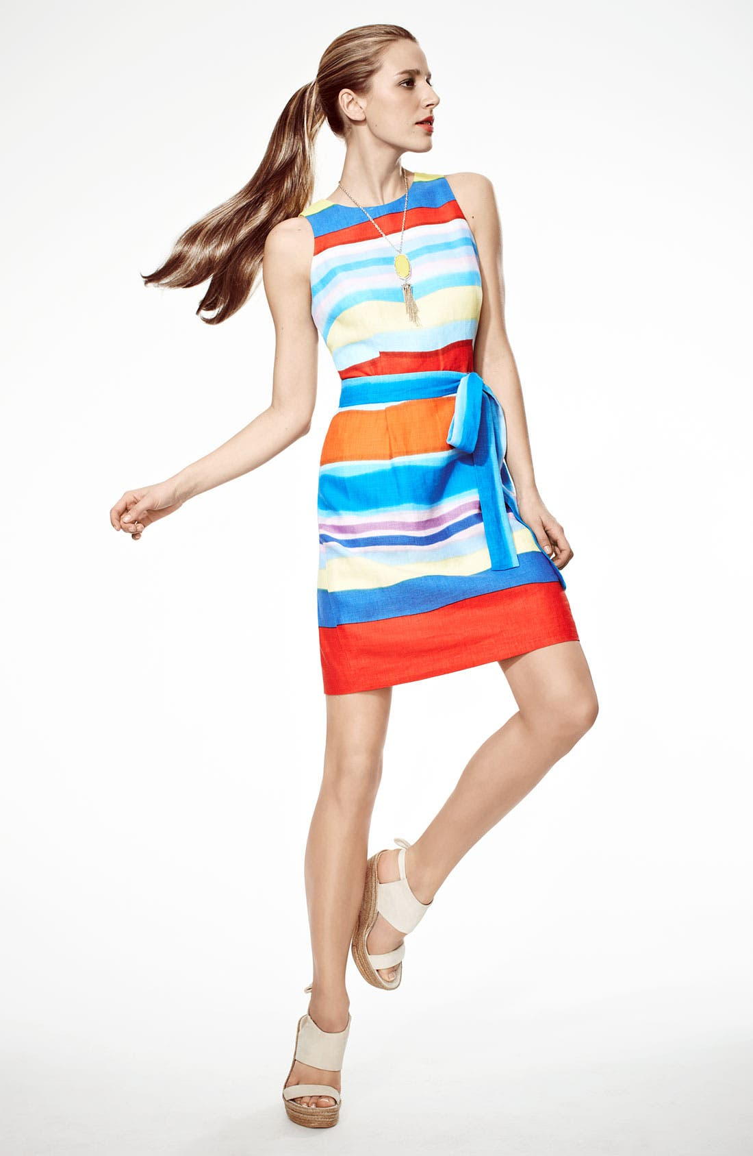 Alternate Image 1 Selected - Donna Morgan Dress & Accessories