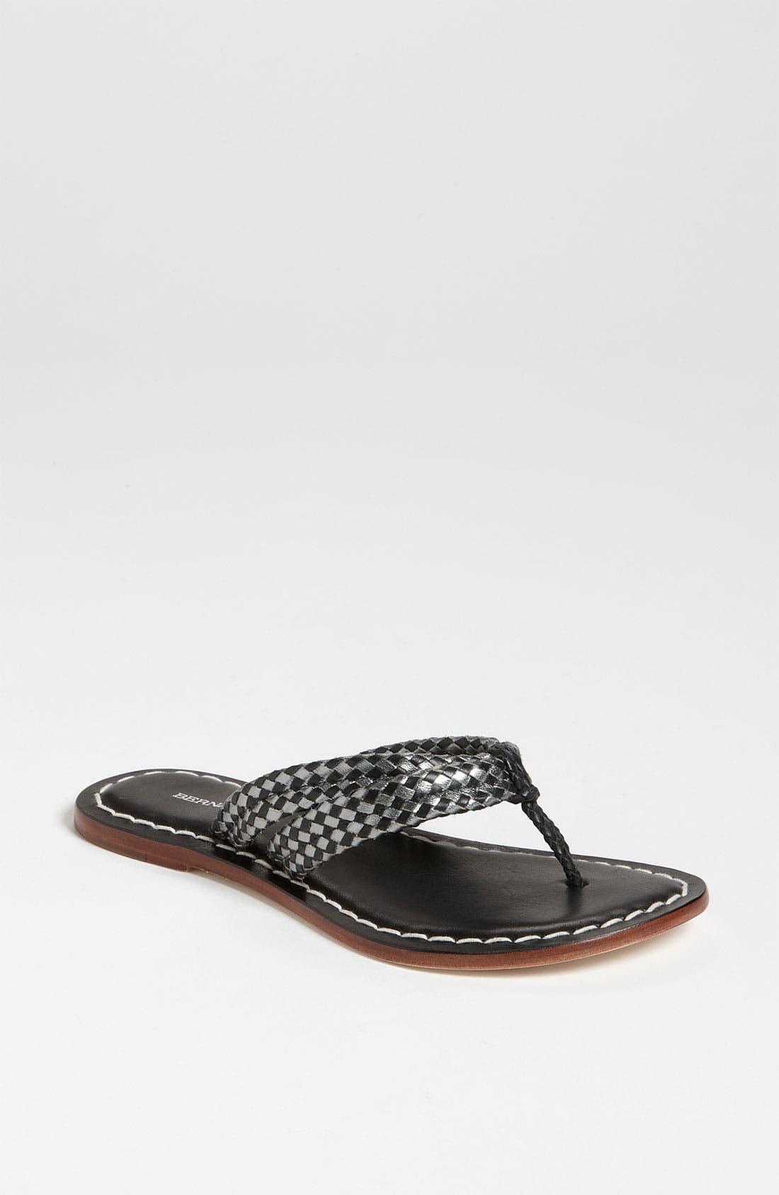 Alternate Image 1 Selected - Bernardo Footwear Miami Sandal