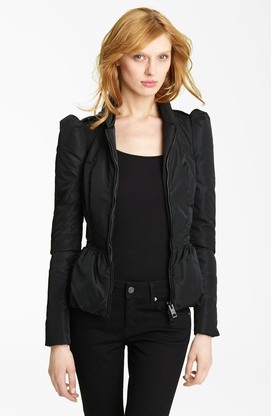 Alternate Image 4  - Burberry Prorsum Puffer Jacket
