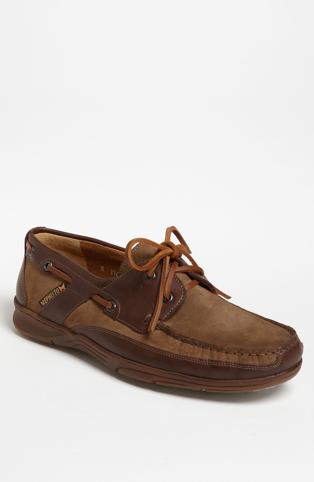 Alternate Image 1 Selected - Mephisto 'Felix' Boat Shoe (Men)