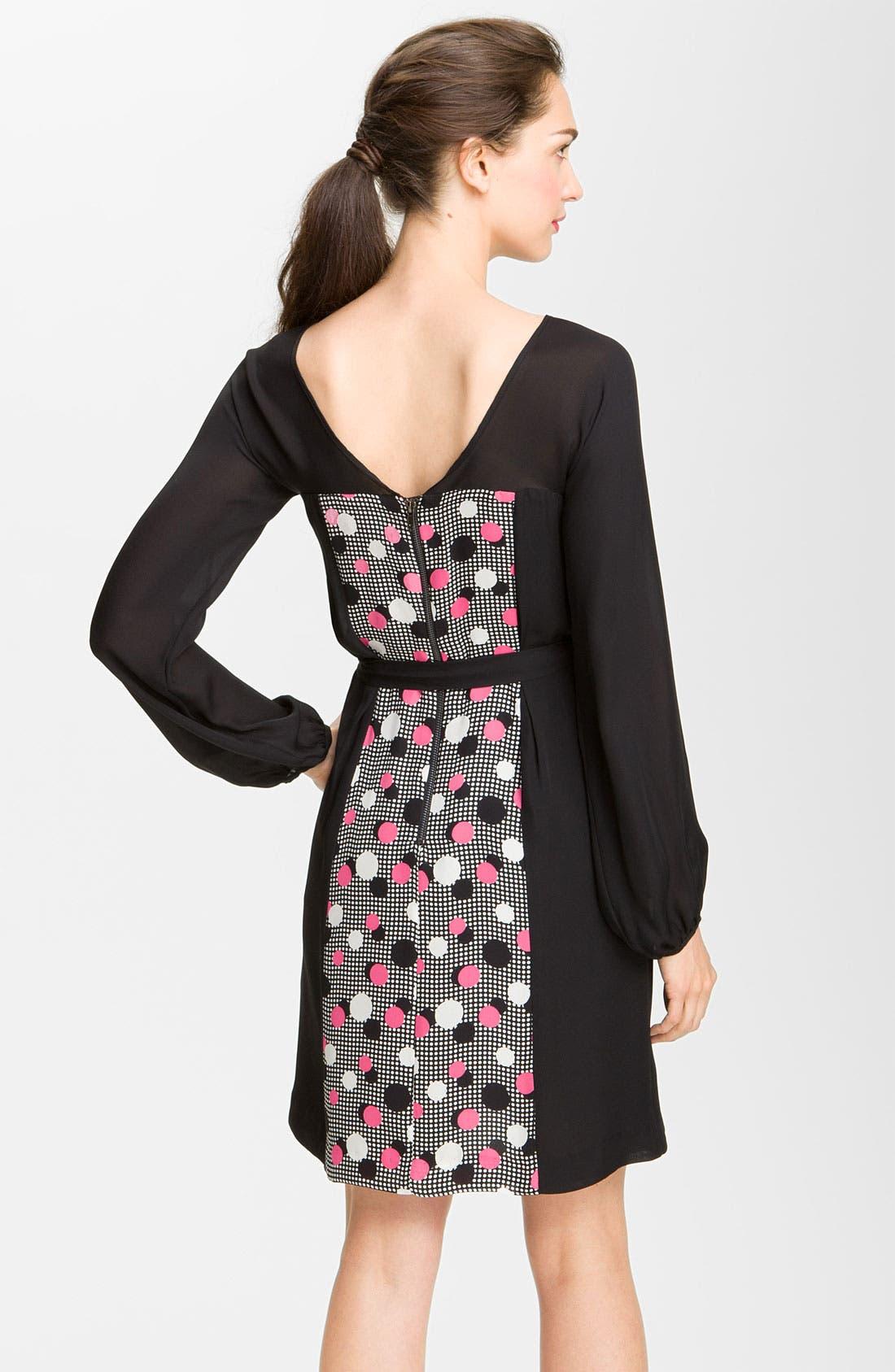Alternate Image 2  - Milly 'Deco Dots' Print Dress