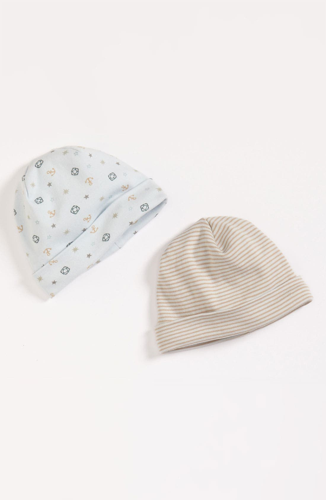Main Image - Nordstrom Baby Hat (2-Pack) (Infant)