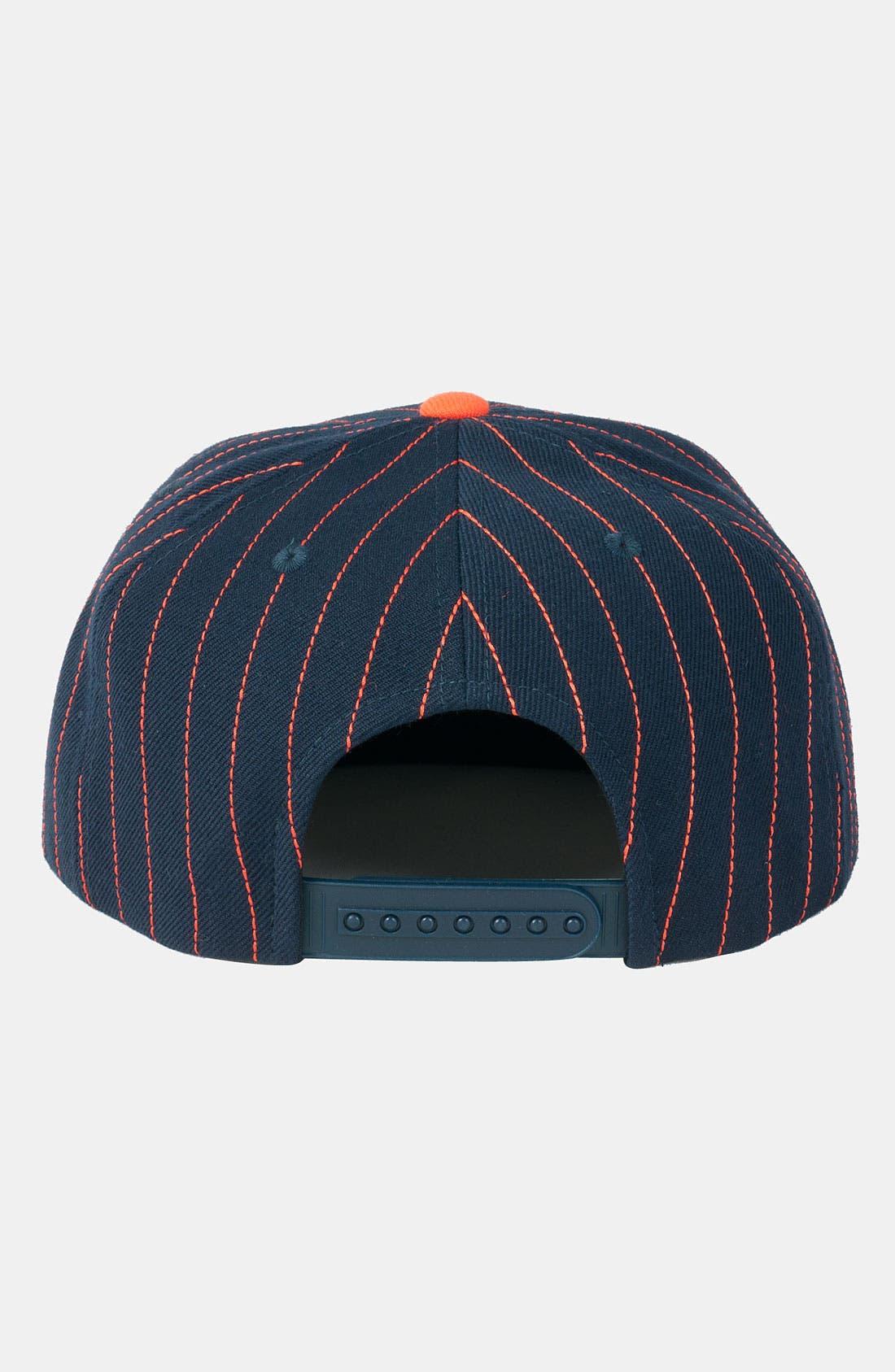 Alternate Image 2  - American Needle 'Tigers' Snapback Baseball Cap