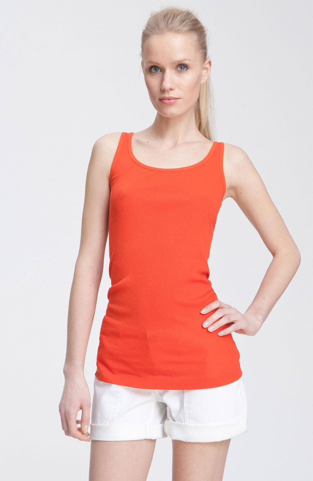 Alternate Image 1 Selected - Vince Fitted Tank