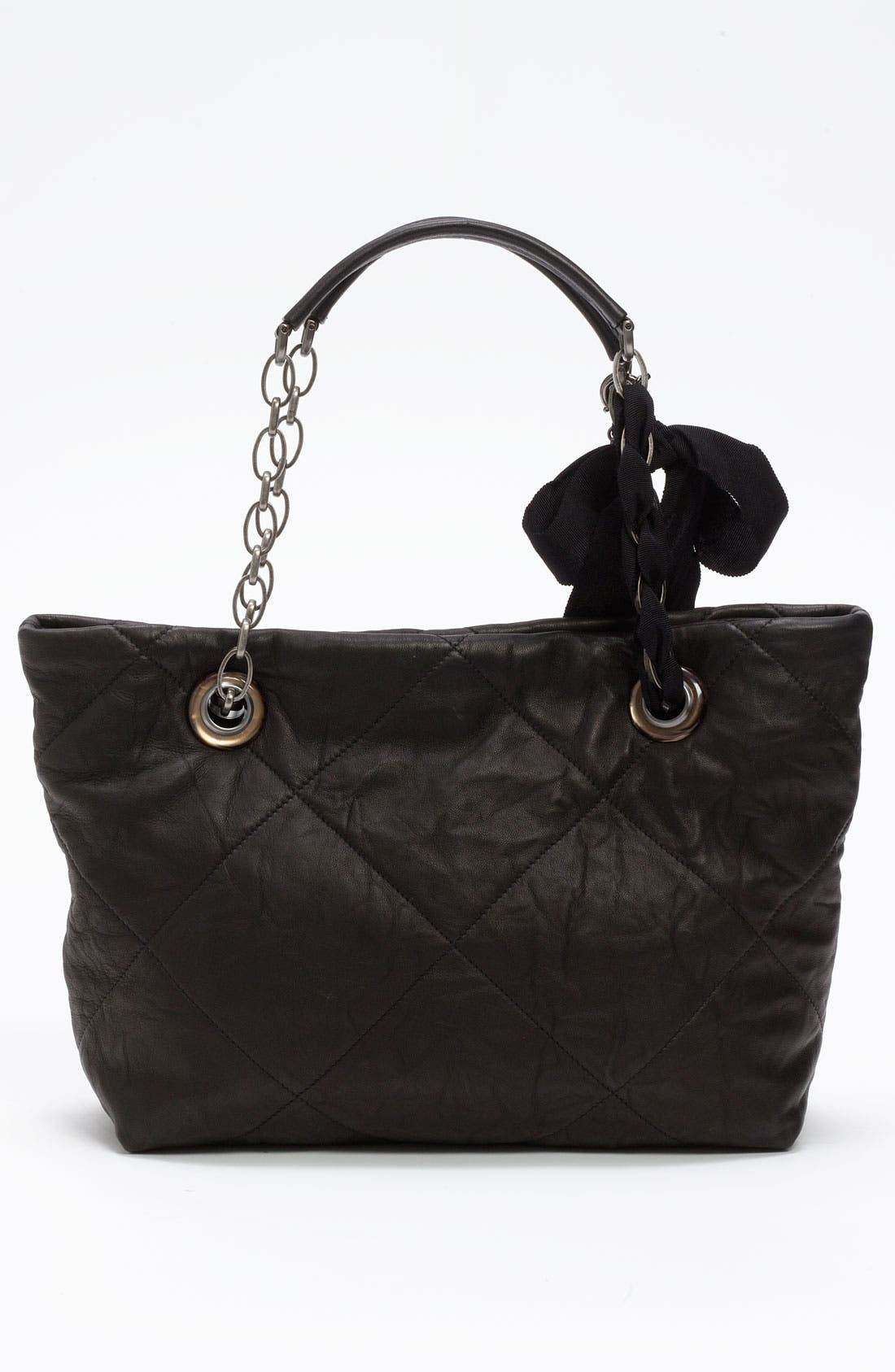 Alternate Image 4  - Lanvin 'Amalia - Small' Leather Tote