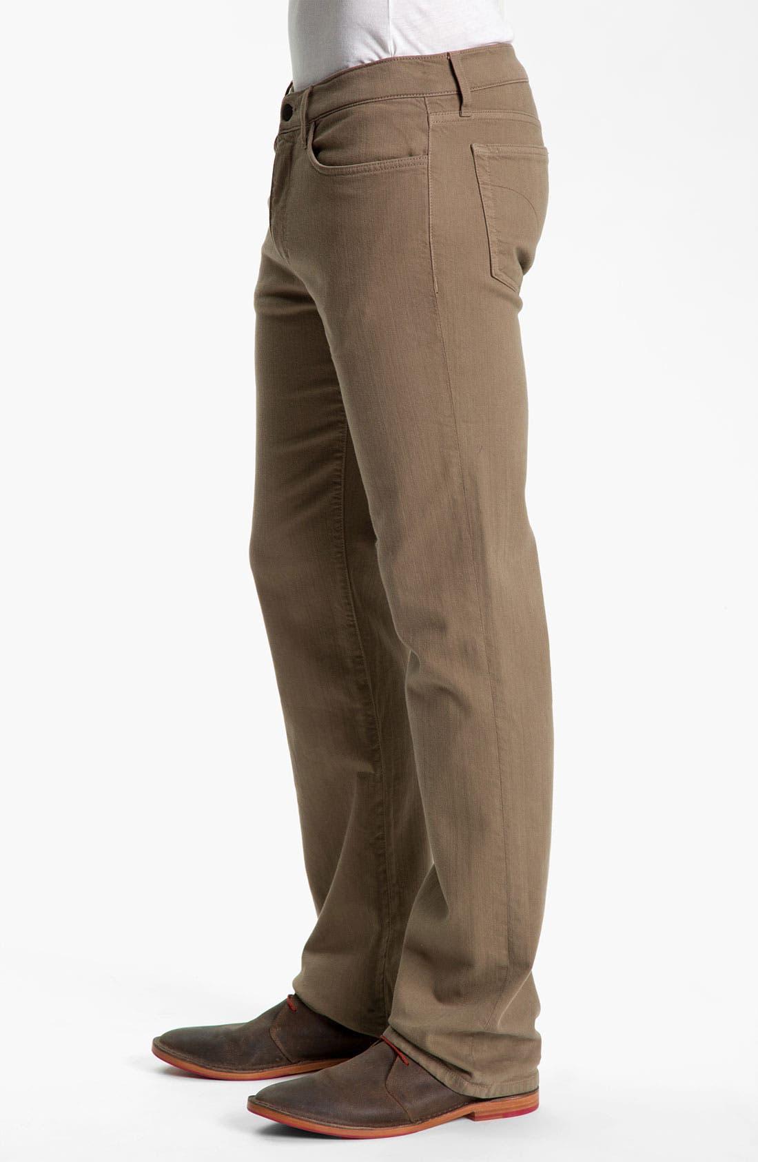 Alternate Image 3  - Joe's 'Classic' Straight Leg Jeans (Walnut)