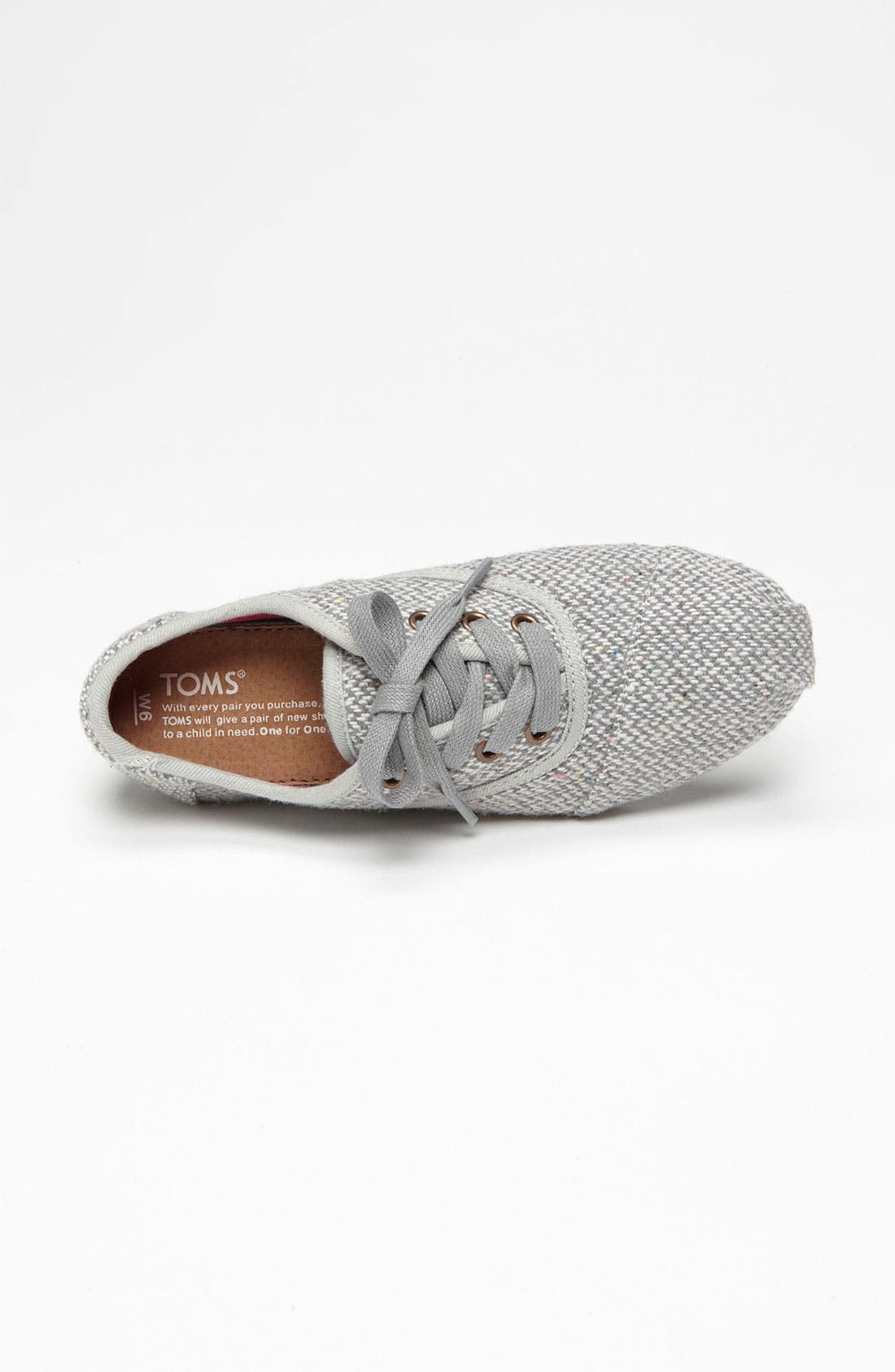 Alternate Image 3  - TOMS 'Cordones - Harper' Oxford (Women)
