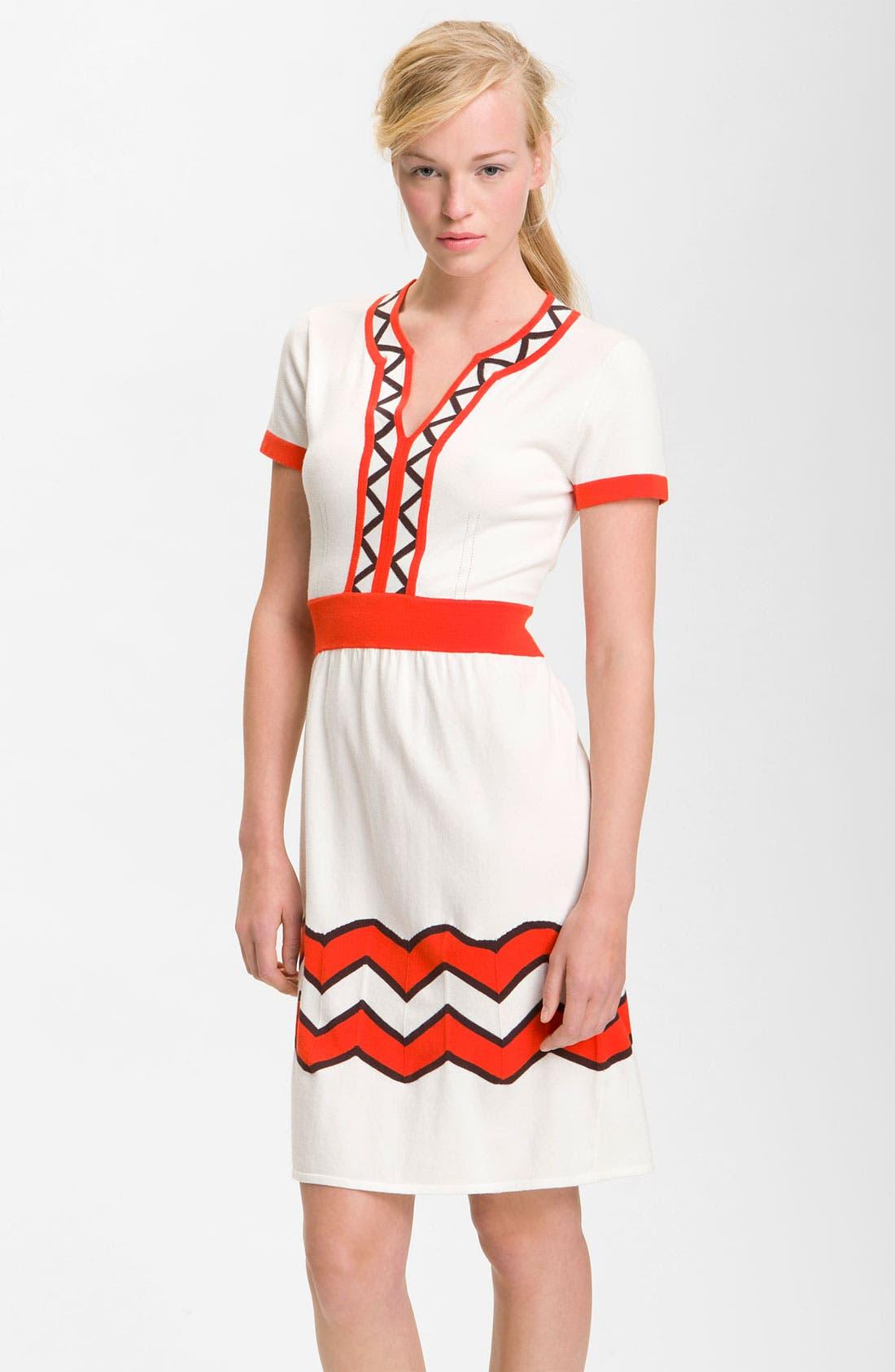 Alternate Image 1 Selected - Milly 'Belle' Knit Dress