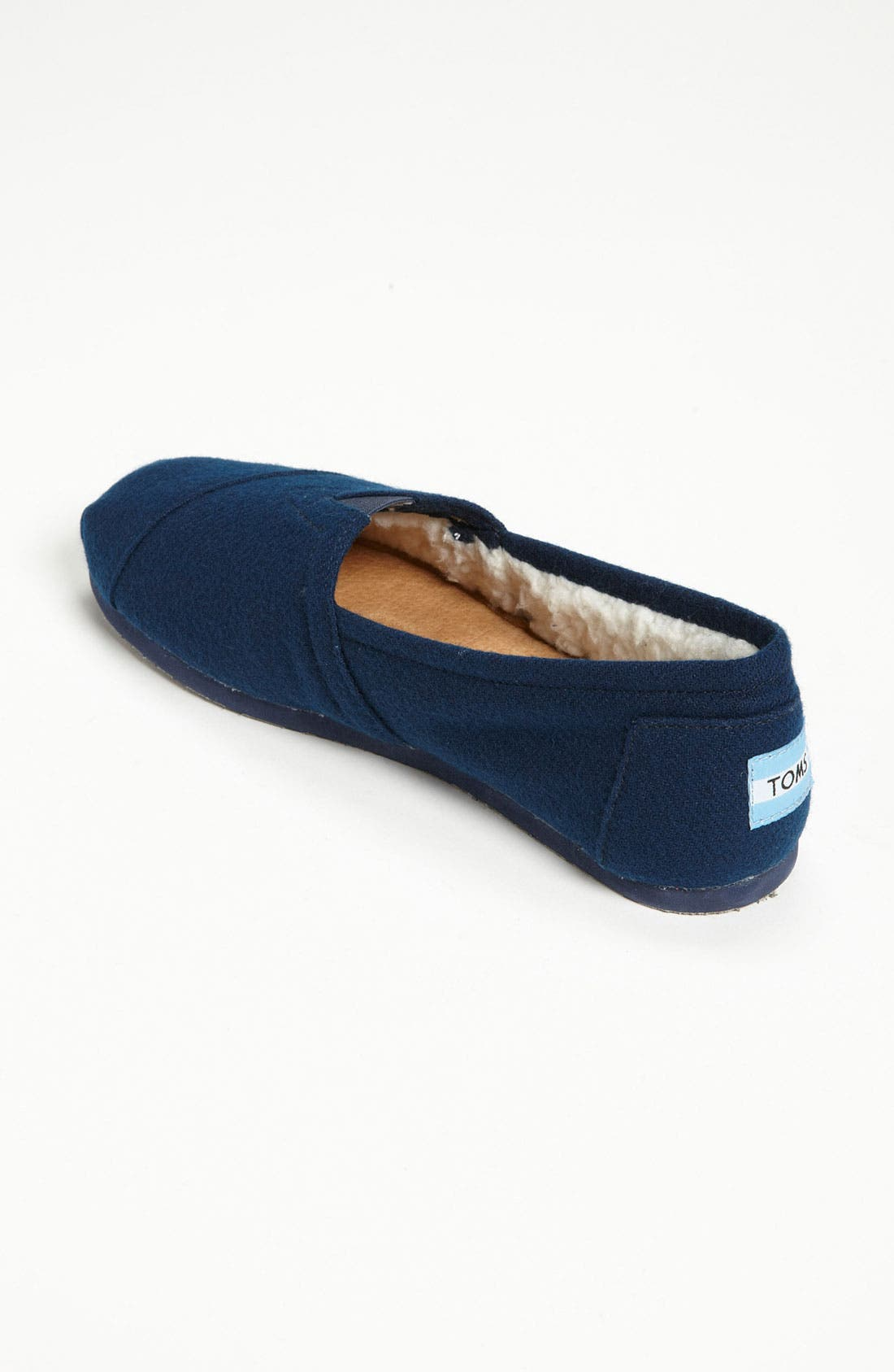 Alternate Image 2  - TOMS 'Classic' Woolen Slip-On (Women) (Nordstrom Exclusive)