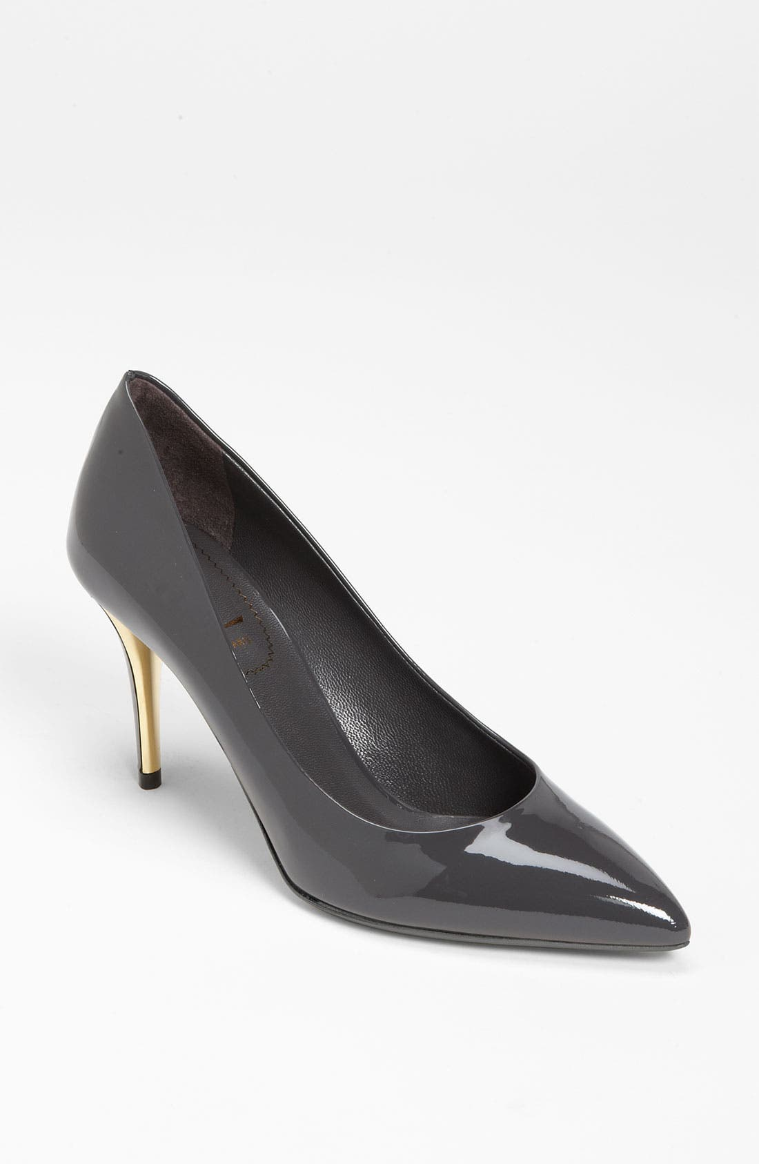 Alternate Image 1 Selected - Yves Saint Laurent Metal Heel Pump
