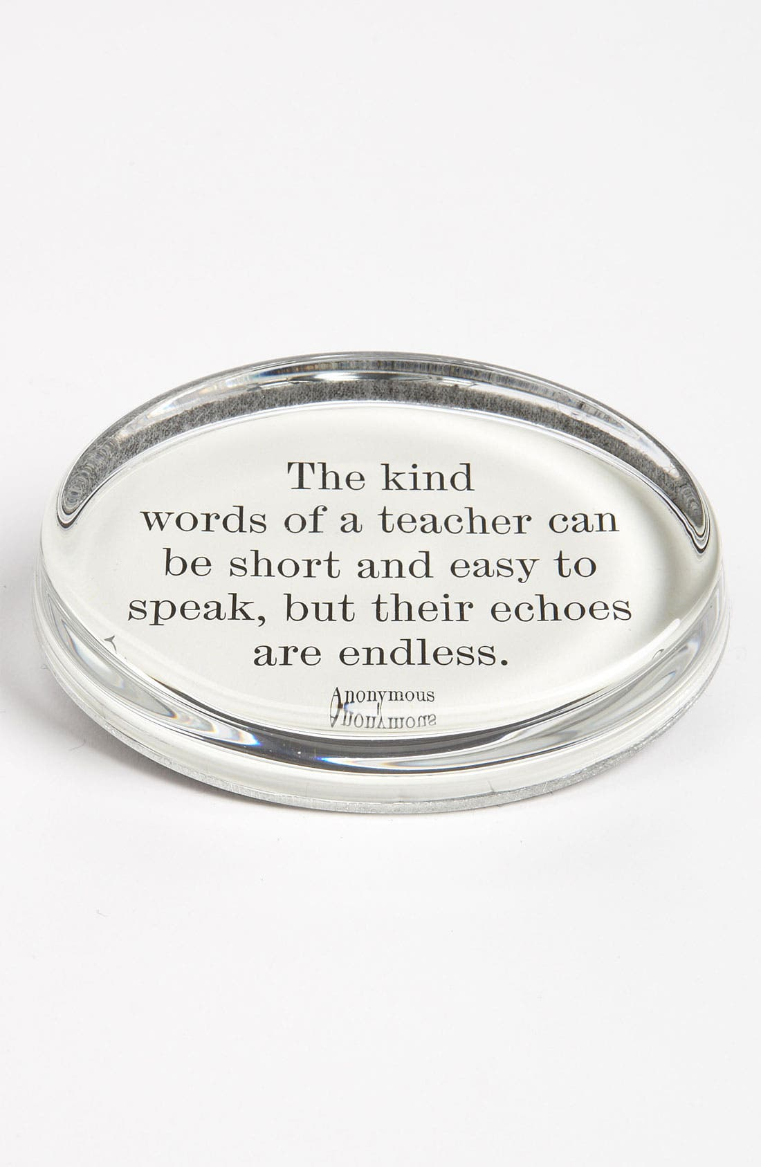 Alternate Image 1 Selected - Ben's Garden 'Kind Words' Paperweight