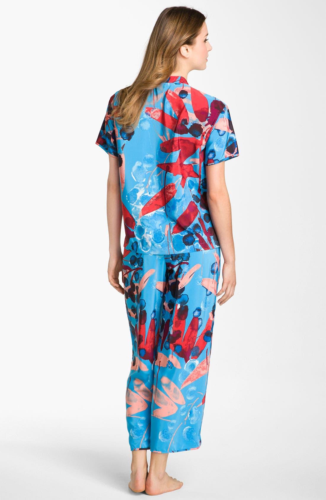 Alternate Image 2  - Natori 'Hanah' Pajamas