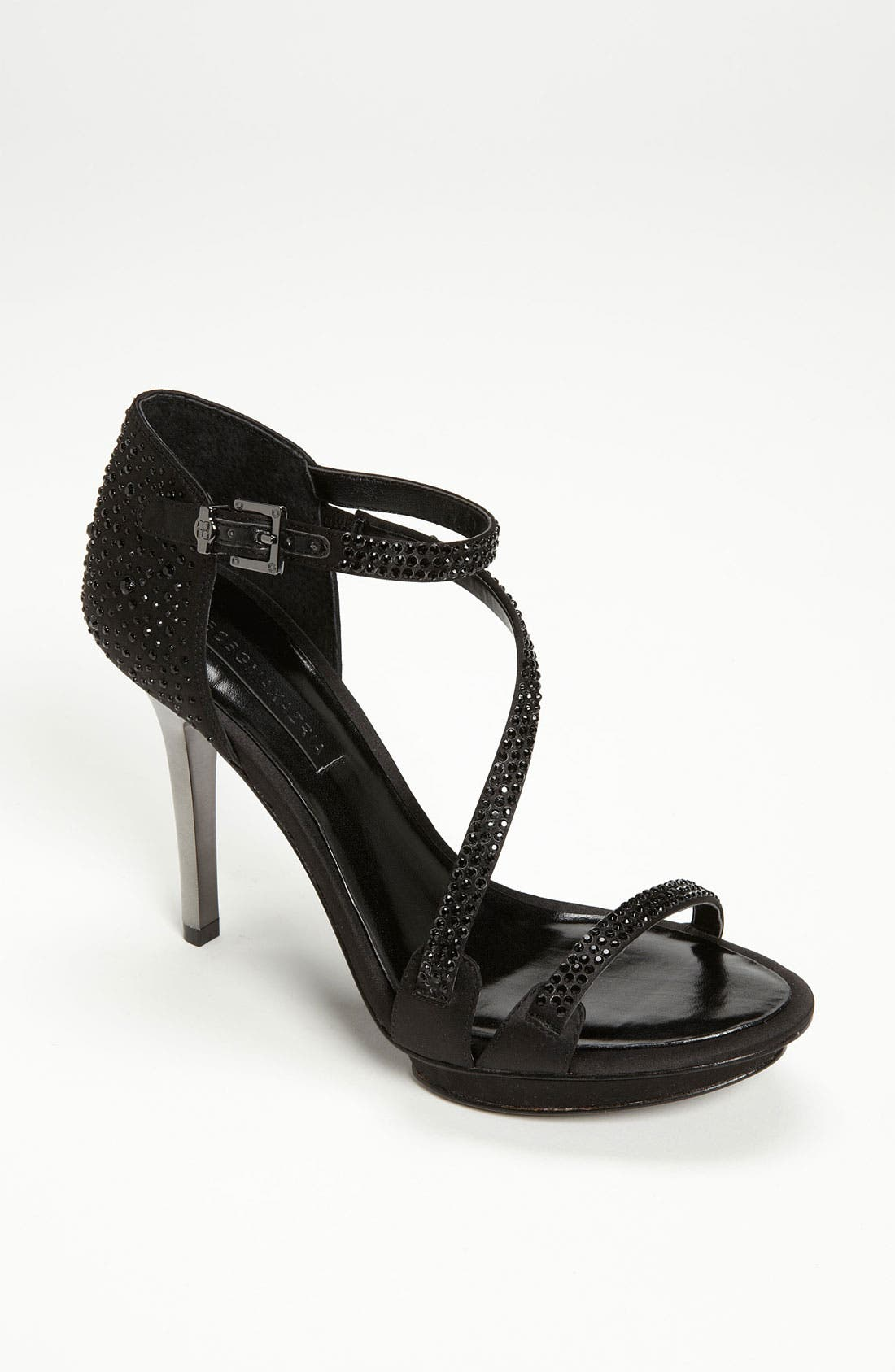 Alternate Image 1 Selected - BCBGMAXAZRIA 'Peeking' Sandal
