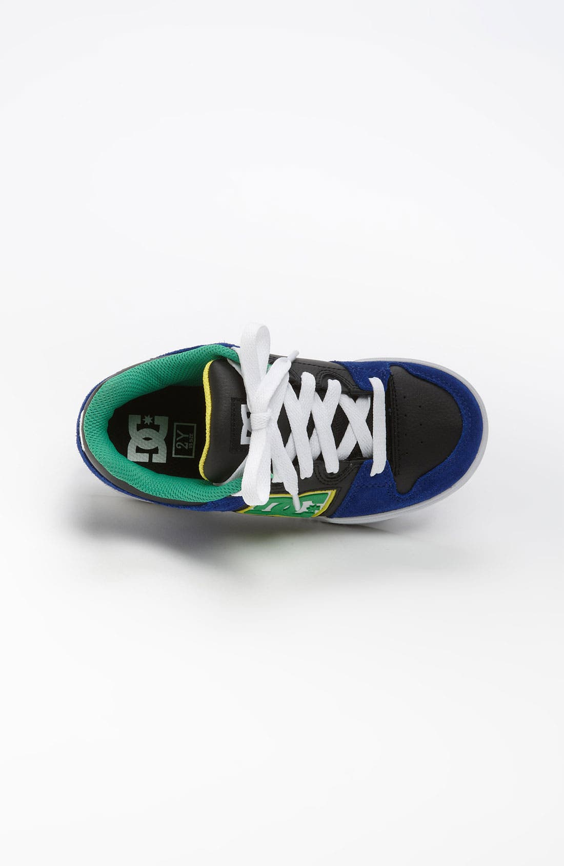 Alternate Image 3  - DC Shoes 'Turbo 2' Sneaker (Toddler, Little Kid & Big Kid)