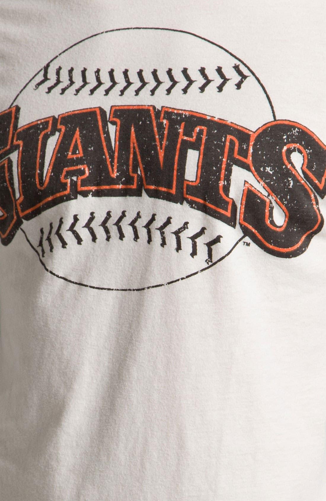 Alternate Image 3  - Wright & Ditson 'San Francisco Giants' Baseball T-Shirt