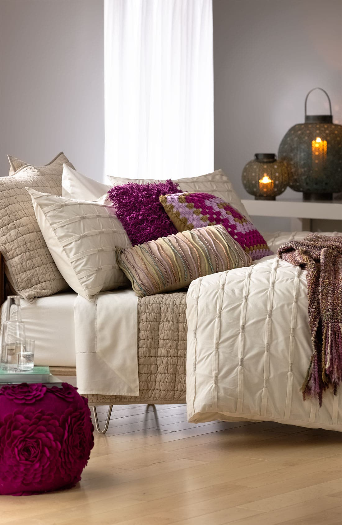 Alternate Image 5  - Nordstrom at Home 'Alice' Coverlet