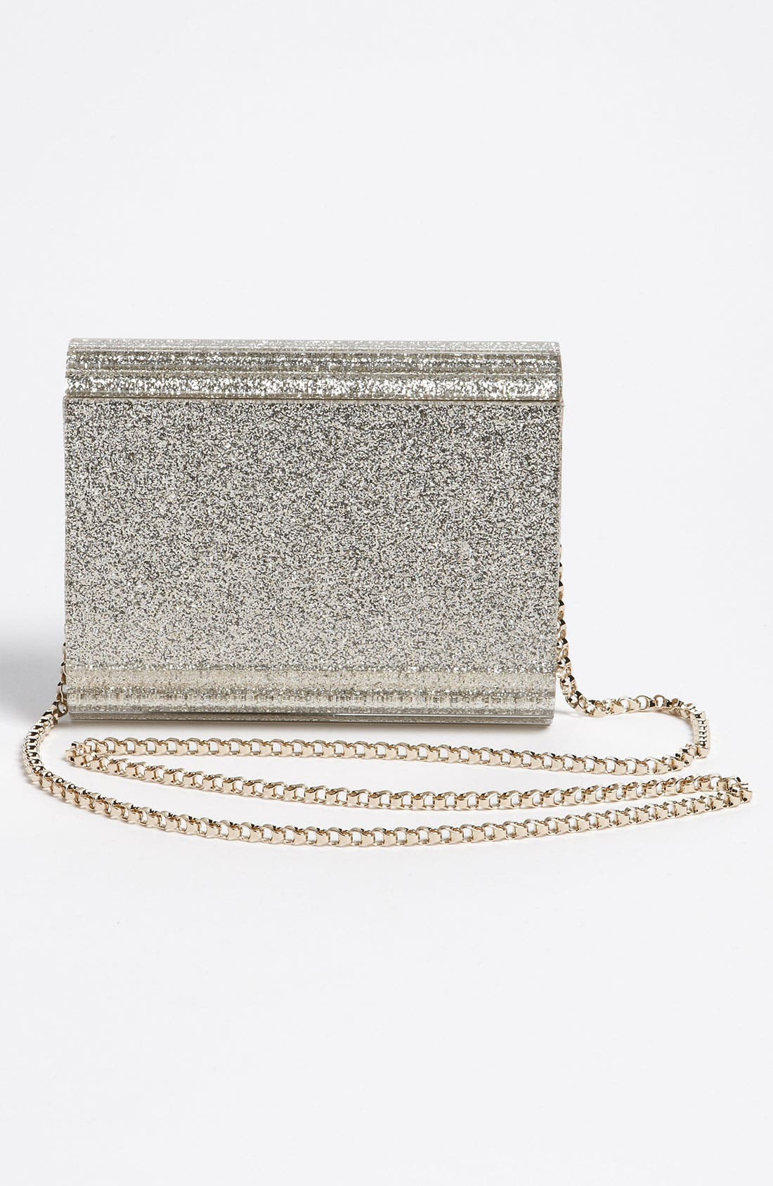 Alternate Image 3  - Jimmy Choo 'Candy - Glitter' Clutch
