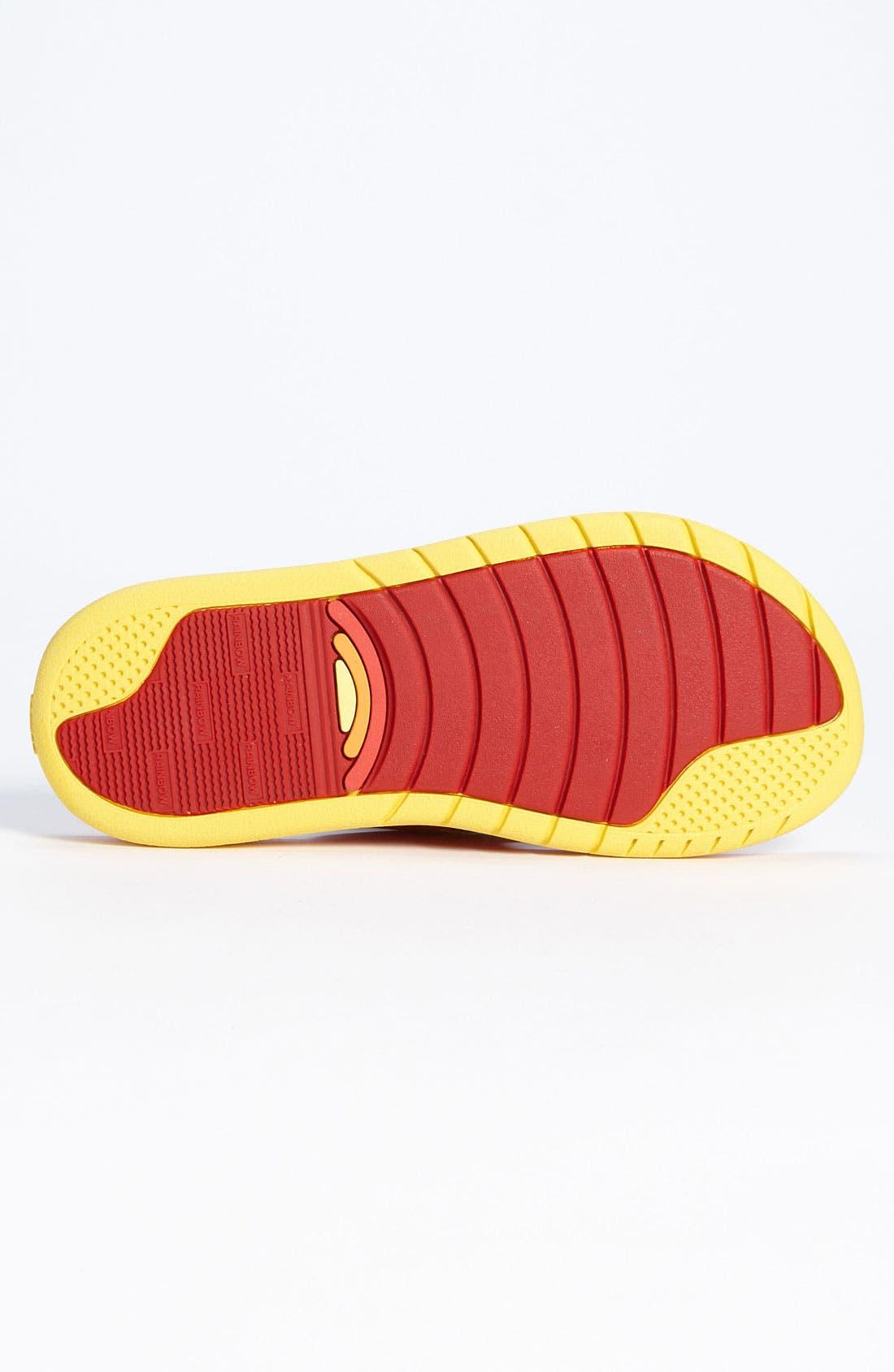 Alternate Image 4  - Rainbow 'Collegiate - USC Trojans' Flip Flop (Men)