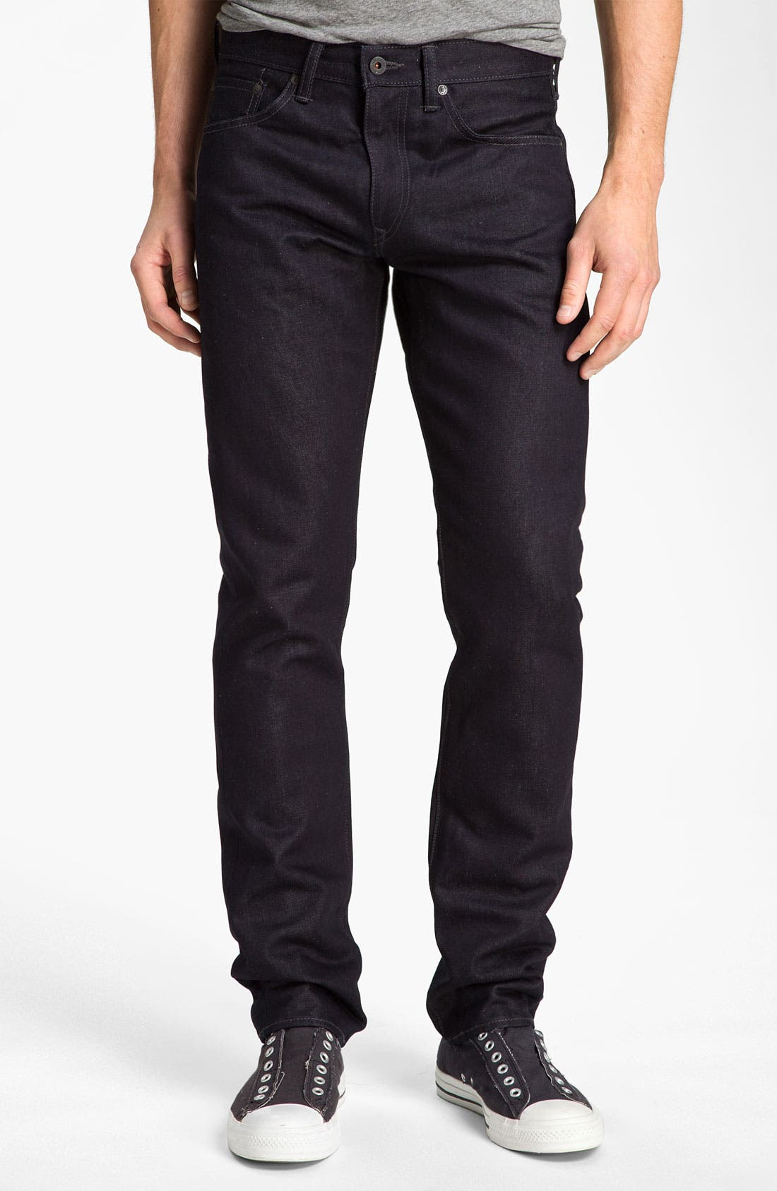 Alternate Image 2  - Levi's® 'Matchstick' Slim Straight Leg Jeans (Mayfield)