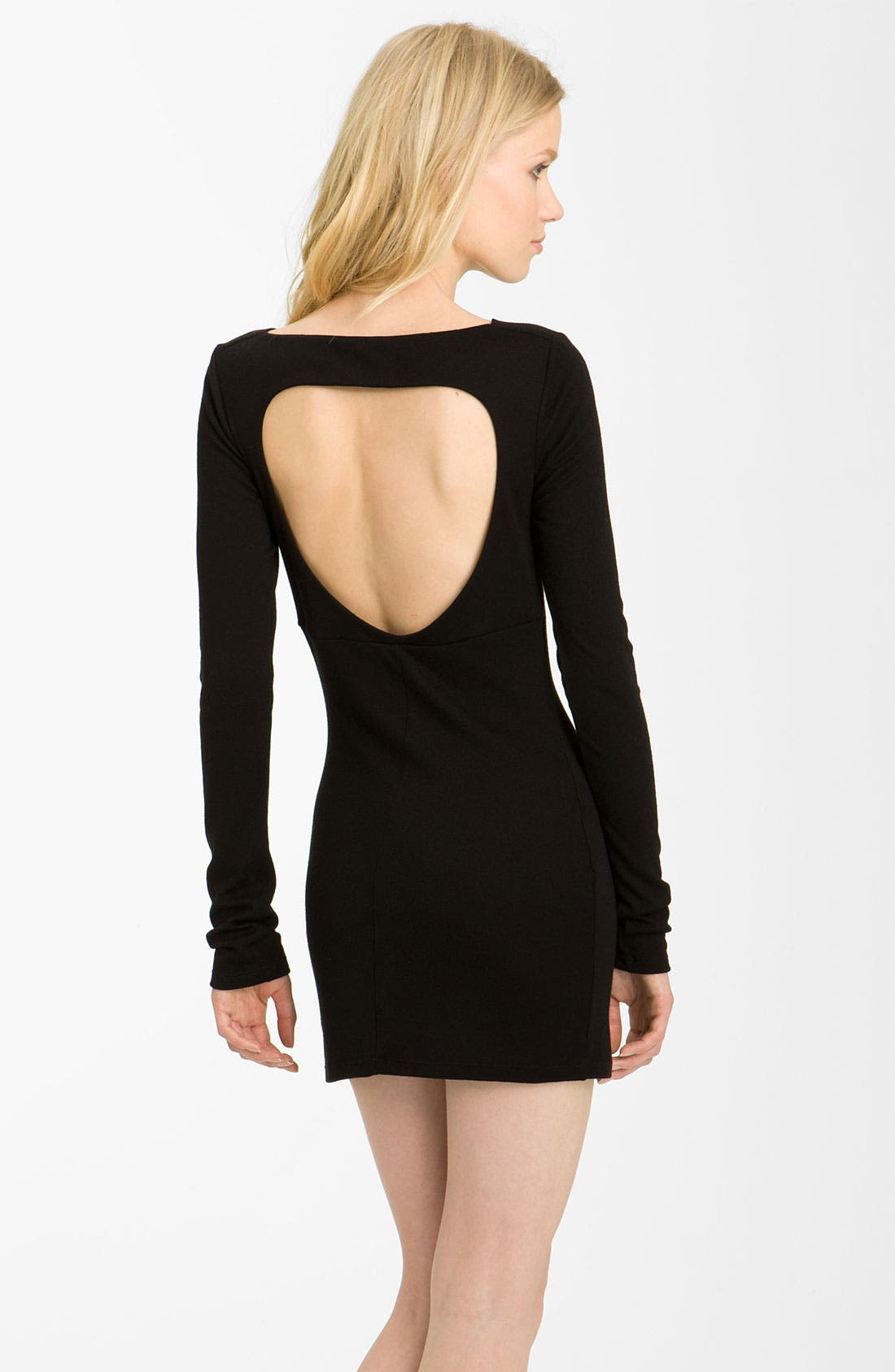 Alternate Image 2  - Pierre Balmain Cutout Back Dress