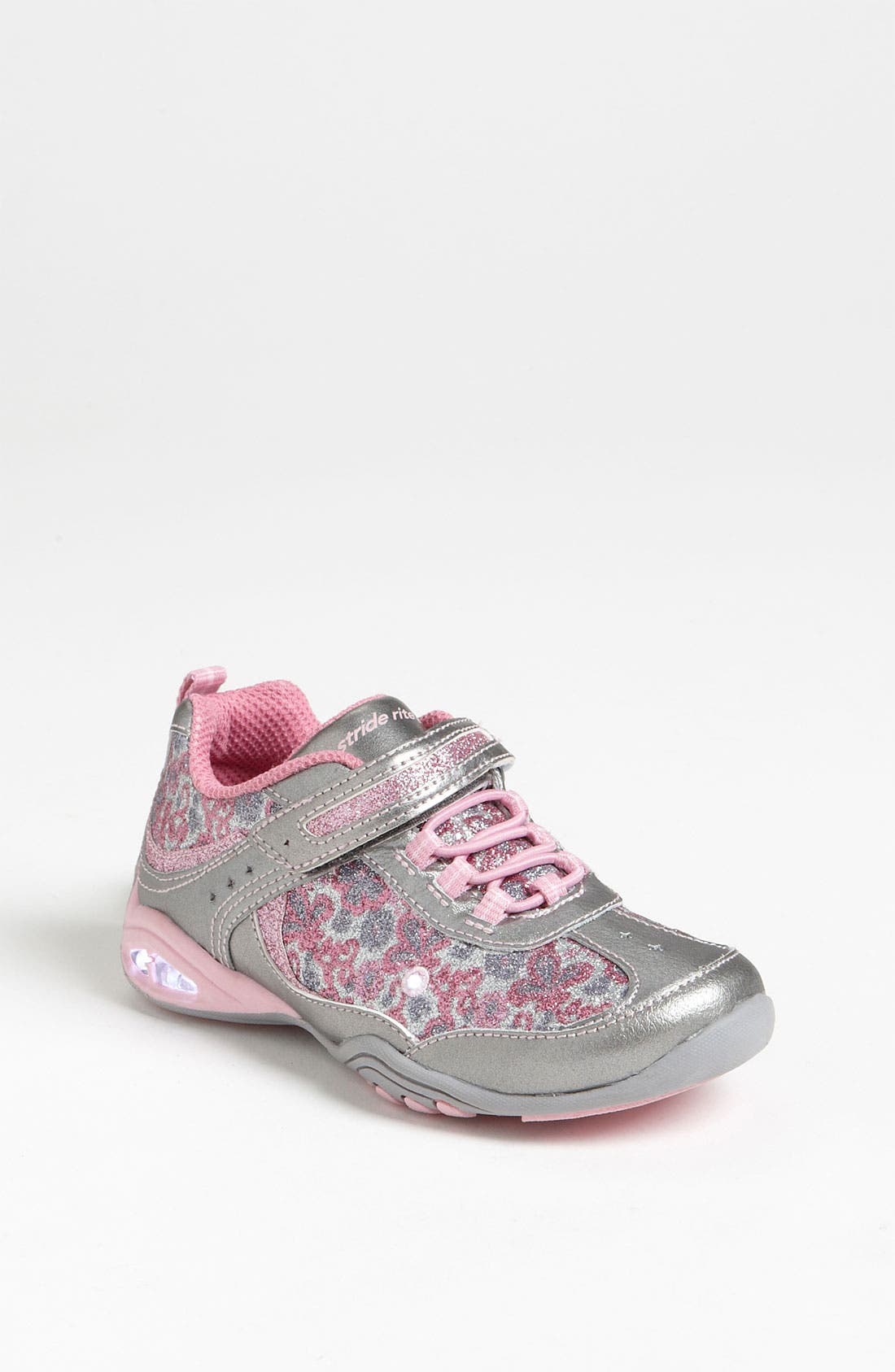 Alternate Image 1 Selected - Stride Rite 'Sierra' Sneaker (Walker, Toddler & Little Kid)