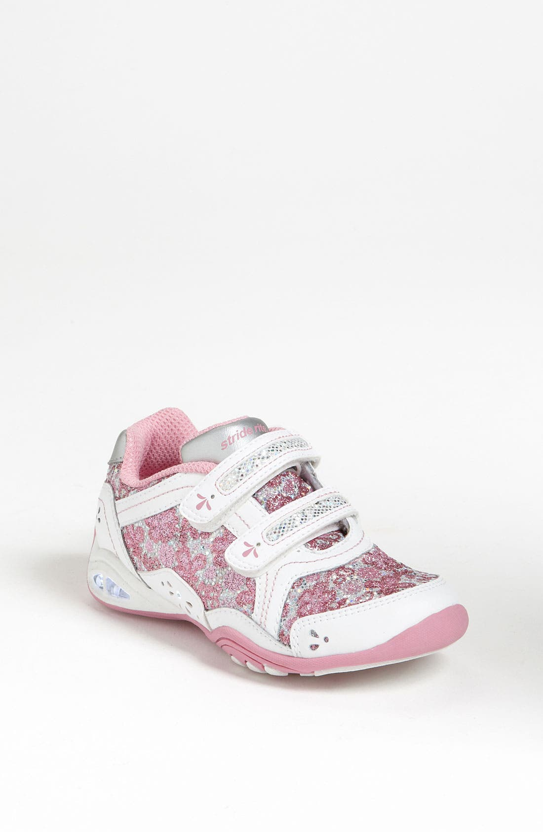 Alternate Image 1 Selected - Stride Rite 'Jade' Sneaker (Walker, Toddler & Little Kid)