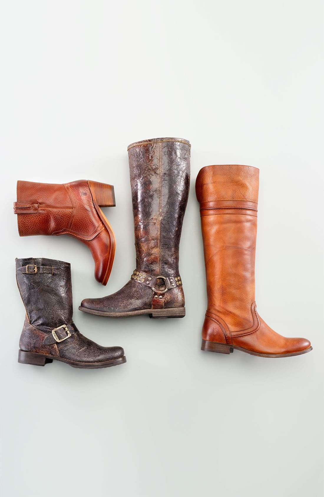 Alternate Image 2  - Frye 'Melissa Trapunto' Boot