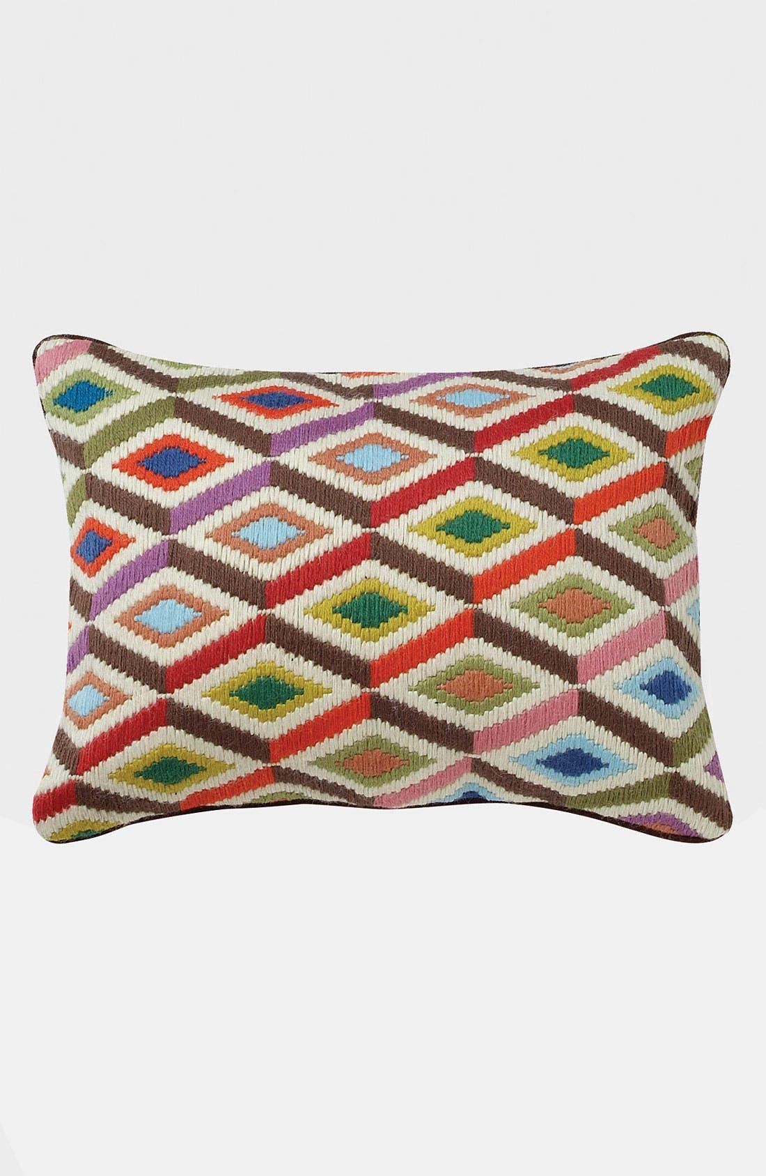 Alternate Image 1 Selected - Jonathan Adler 'Bargello Diamonds' Pillow