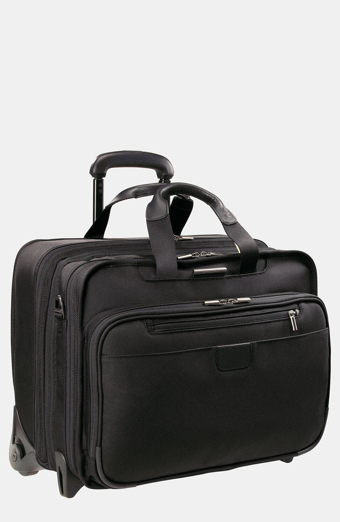 Main Image - Briggs & Riley 'Work - Large' Expandable Rolling Briefcase