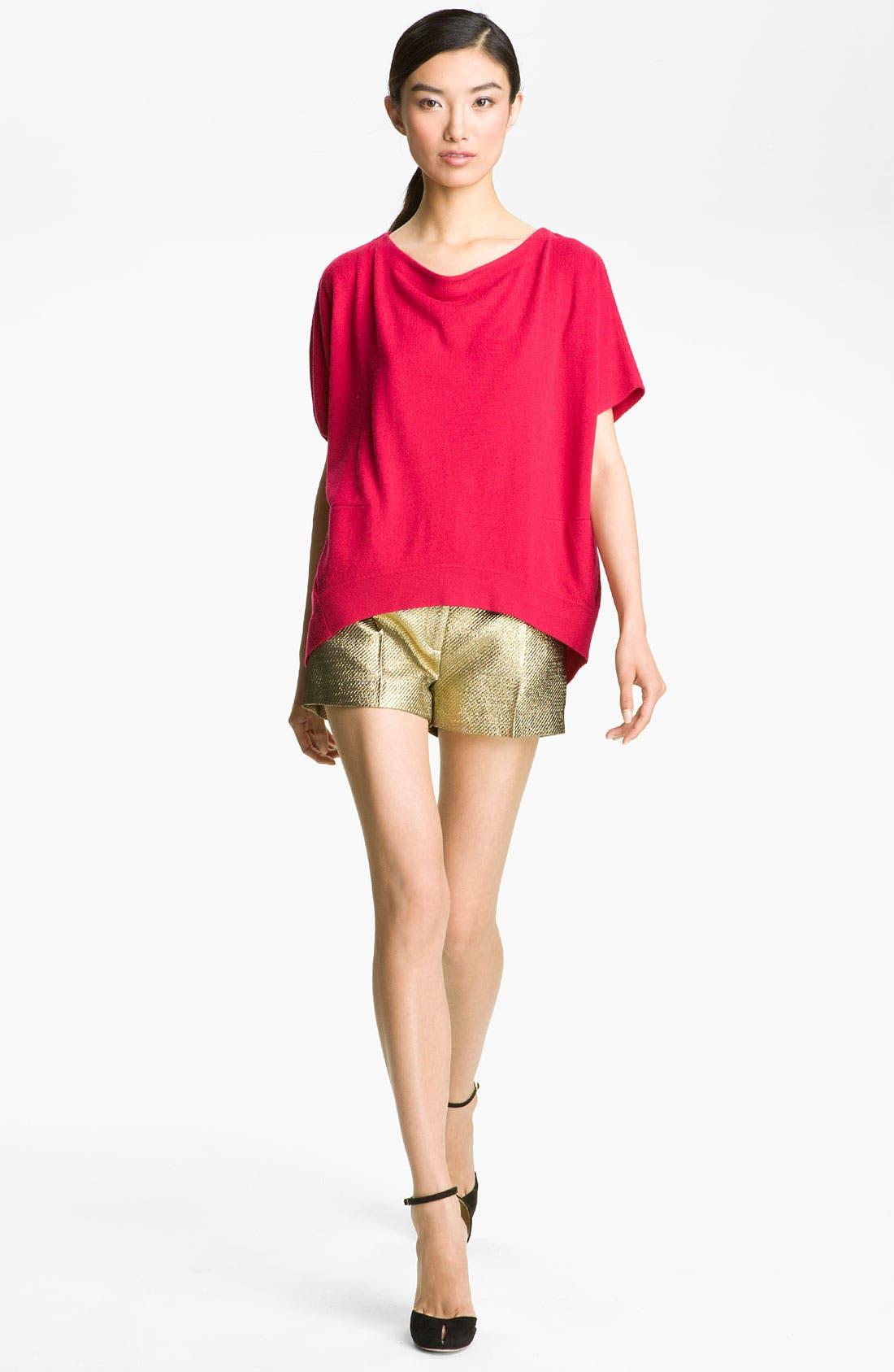 'Naples' Shorts,                             Alternate thumbnail 3, color,                             Gold