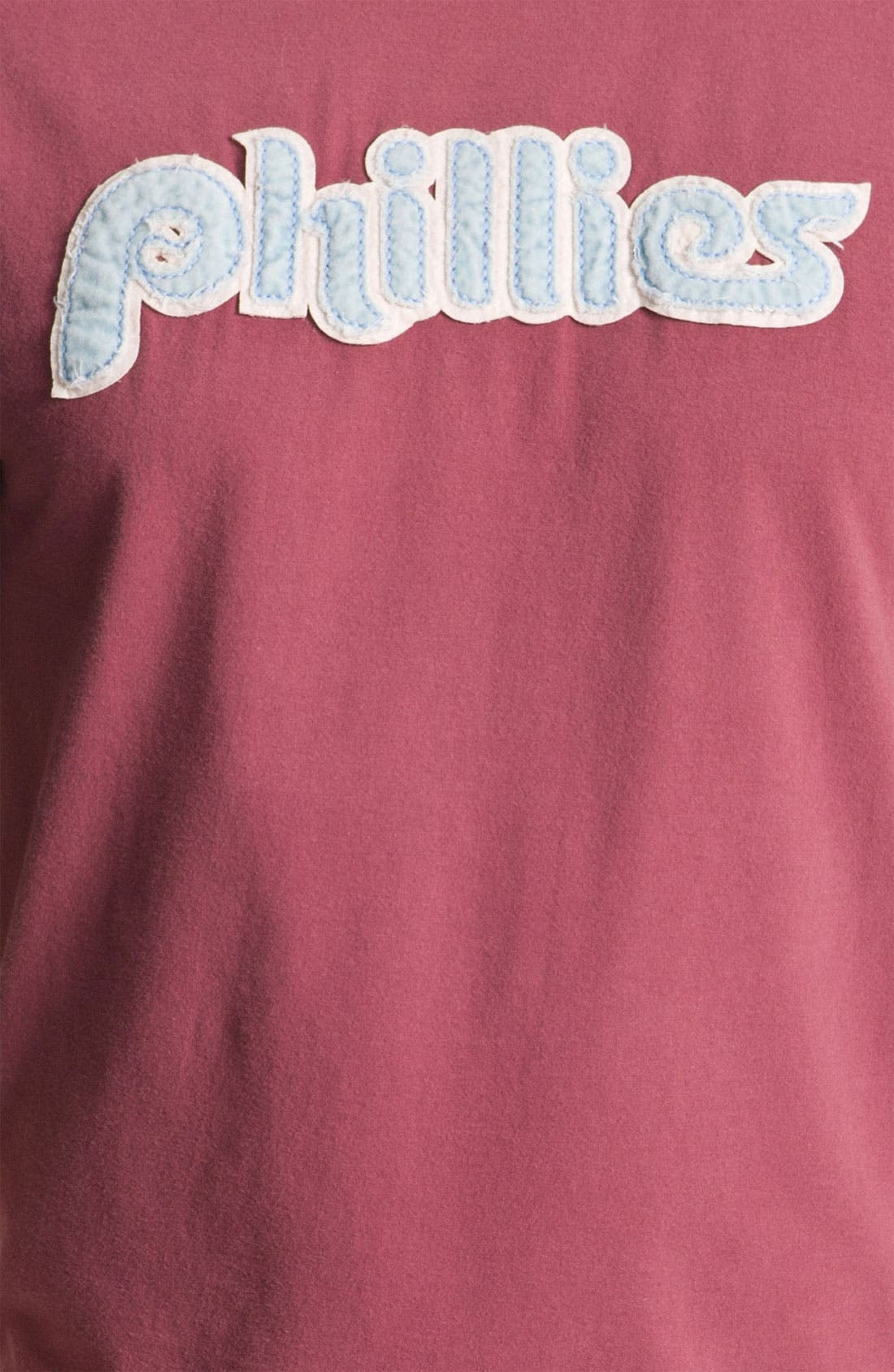 Alternate Image 3  - Red Jacket 'Phillies - Overcome' T-Shirt