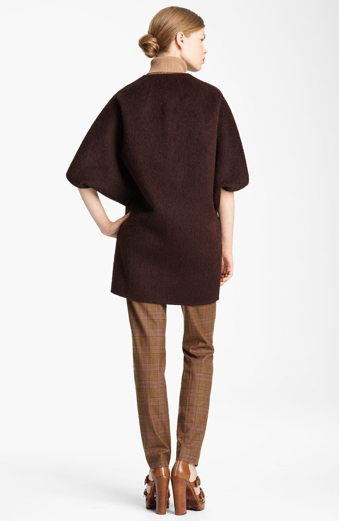 Alternate Image 2  - Michael Kors Double Face Dolman Coat