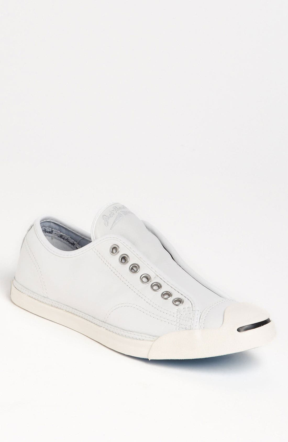 Alternate Image 1 Selected - Converse 'Jack Purcell LP' Slip-On Sneaker