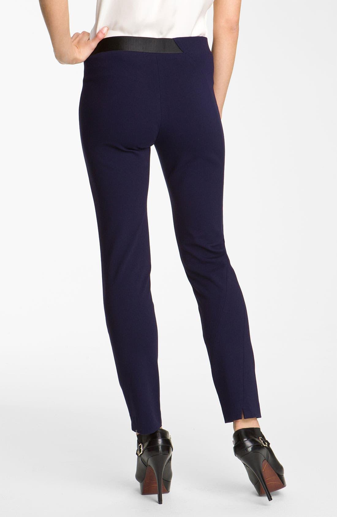 Alternate Image 2  - Elie Tahari Exclusive for Nordstrom 'Jolene' Skinny Pants