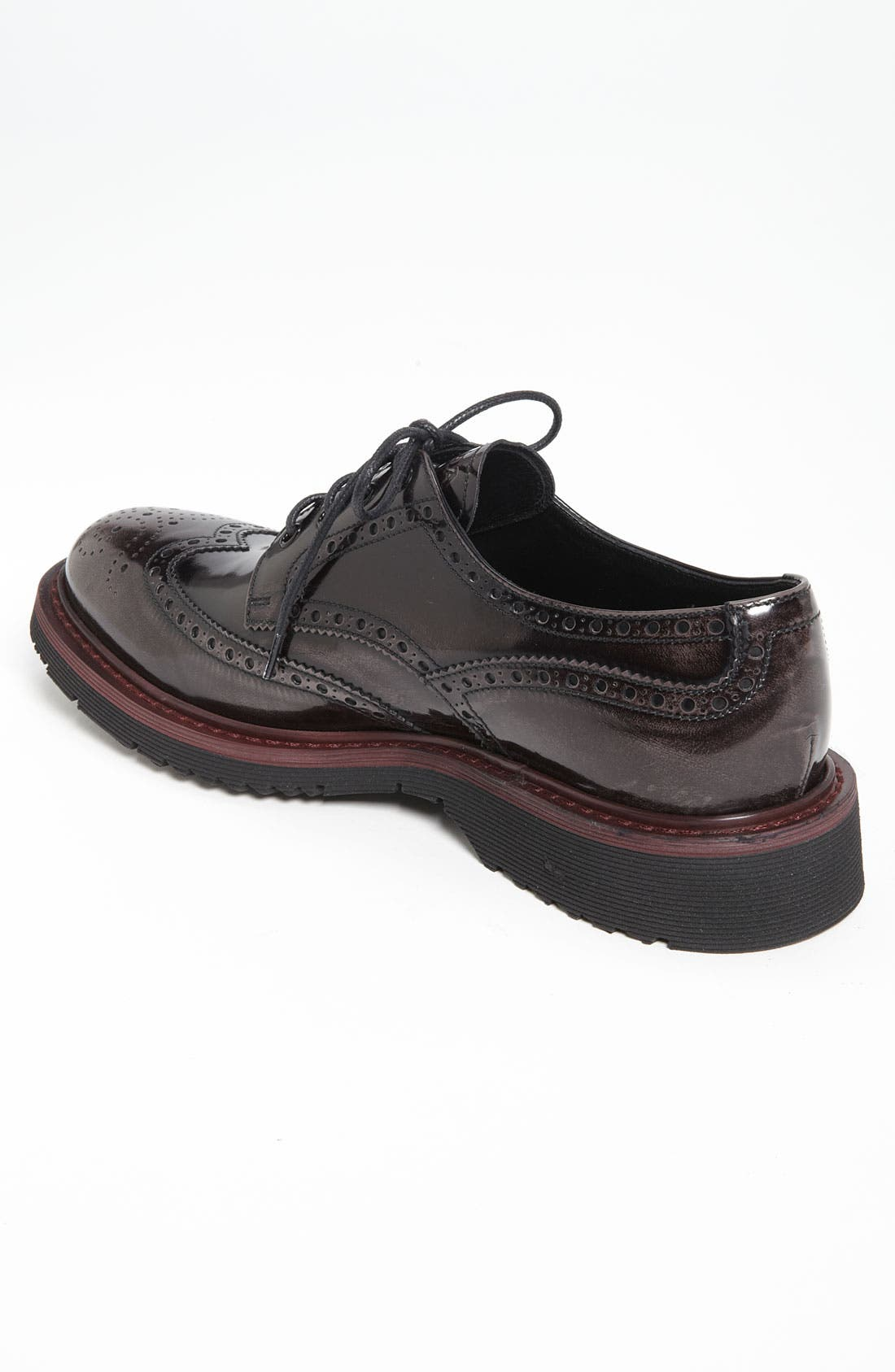 Alternate Image 2  - Prada Double Sole Wingtip