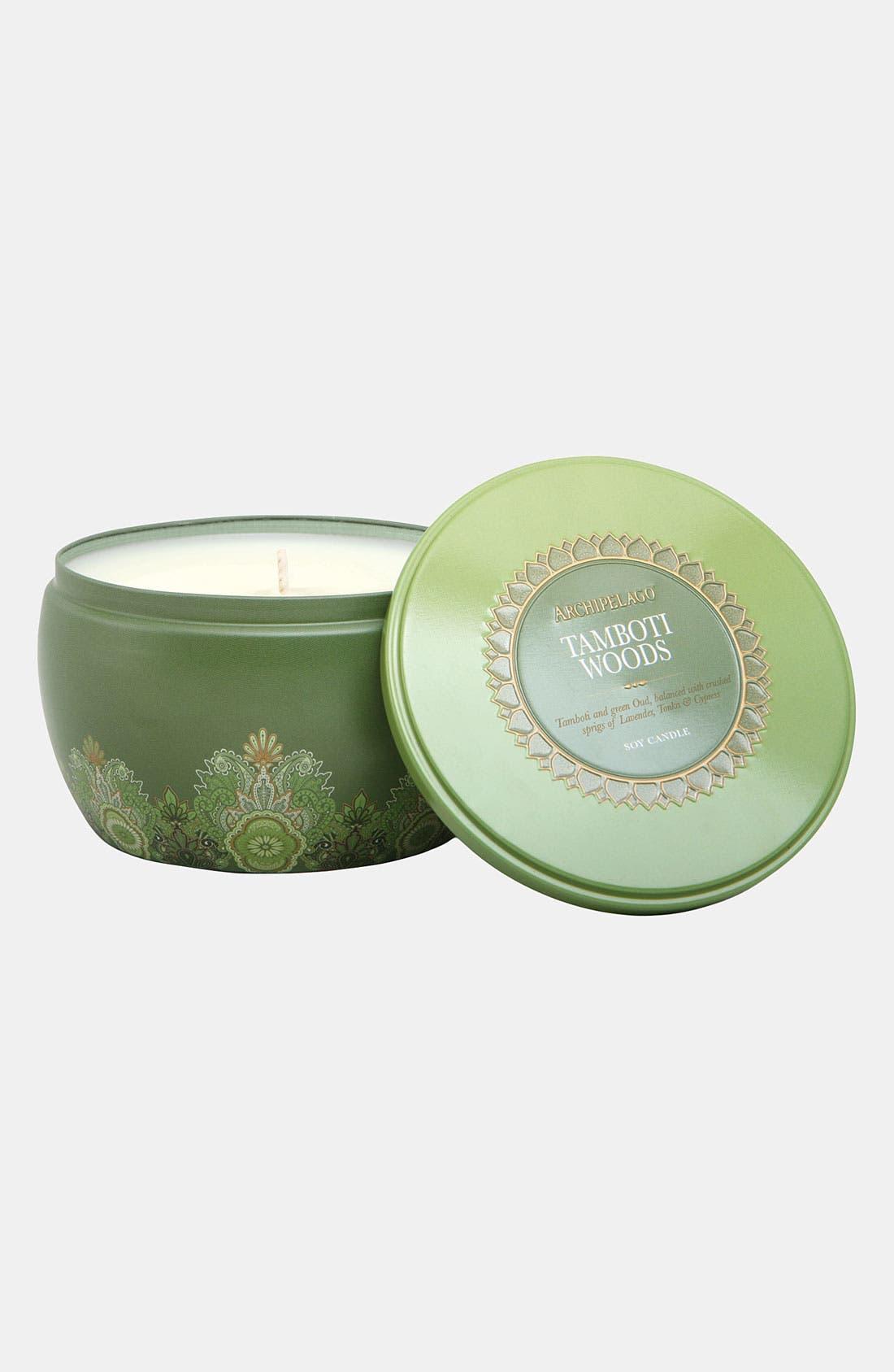 Main Image - Archipelago Botanicals 'Global Bazaar' Soy Wax Candle