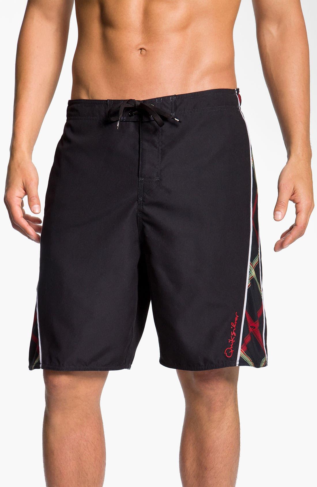 Alternate Image 1 Selected - Quiksilver Waterman  'Coopers Beach' Board Shorts