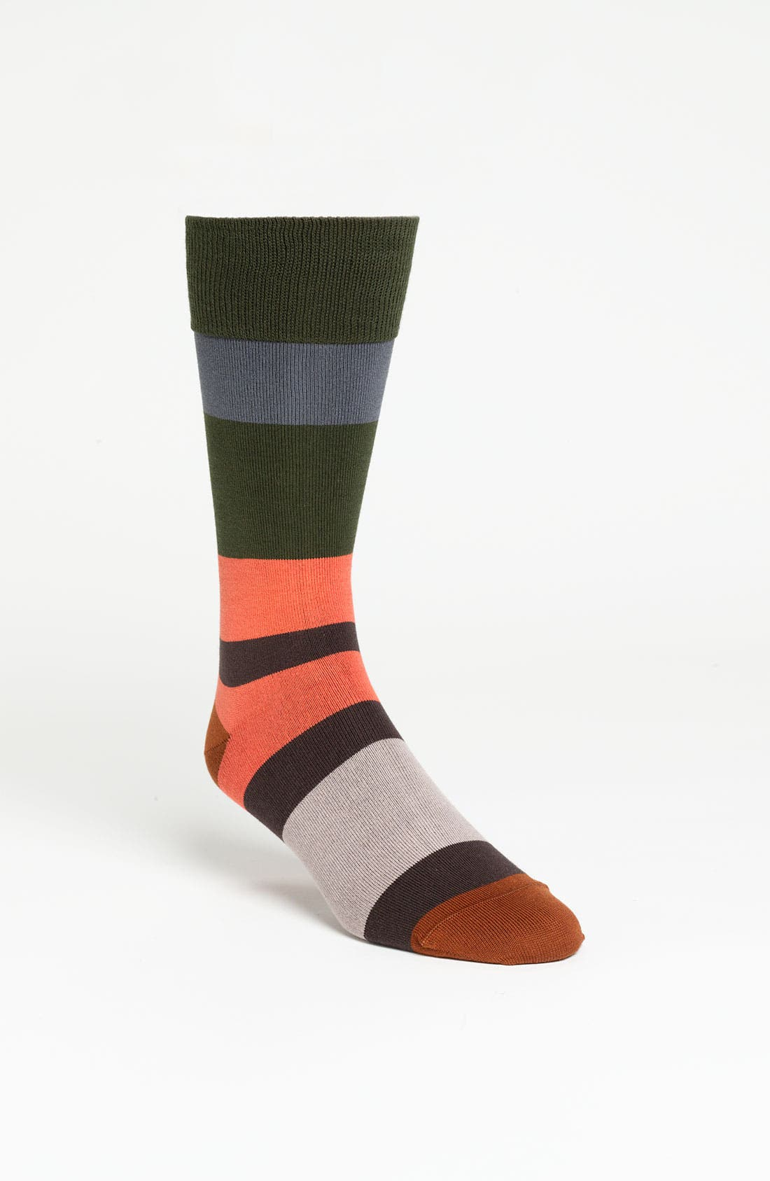 Main Image - Paul Smith Accessories Wide Stripe Socks