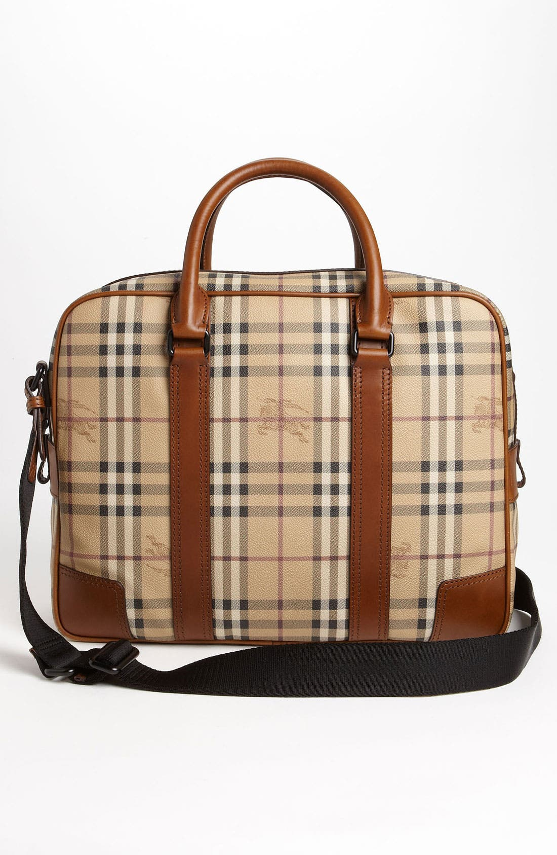 Alternate Image 2  - Burberry 'Haymarket Check' Briefcase