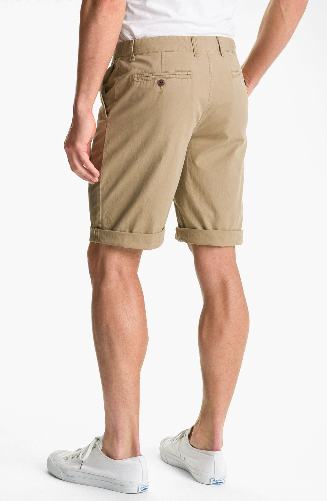 Alternate Image 2  - Dockers® Flat Front Shorts