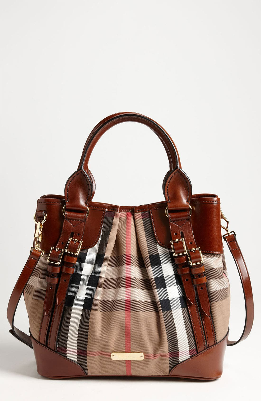 Alternate Image 1 Selected - Burberry 'House Check' Tote