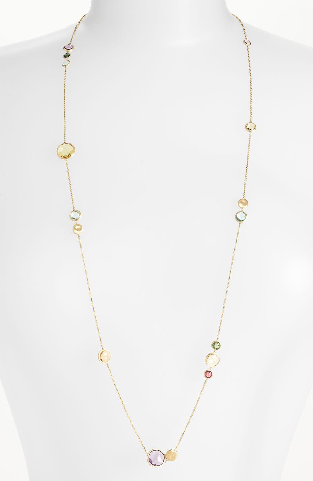 Main Image - Marco Bicego 'Jaipur' Long Station Necklace